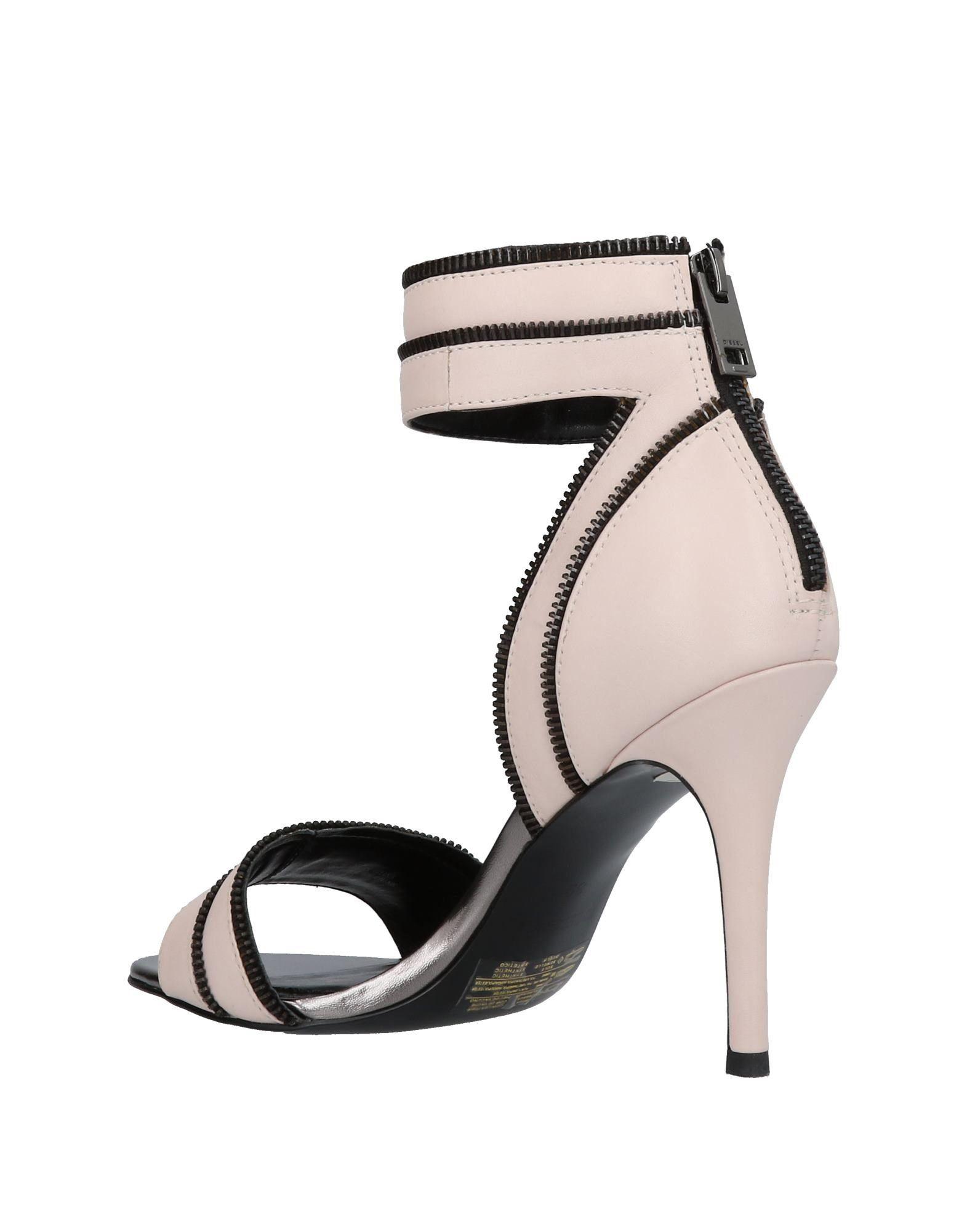 Diesel  Sandalen Damen  Diesel 11423692WB Heiße Schuhe 2cbb93