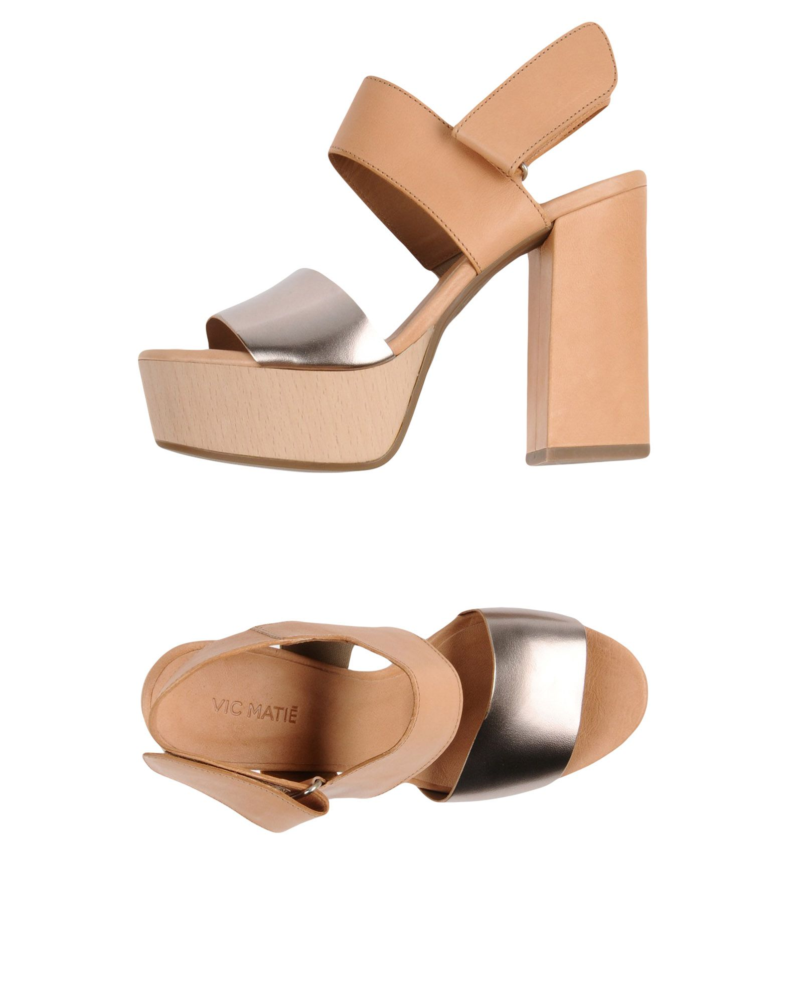 Vic Matiē Sandals - Vic Women Vic - Matiē Sandals online on  Australia - 11423698JX 379392