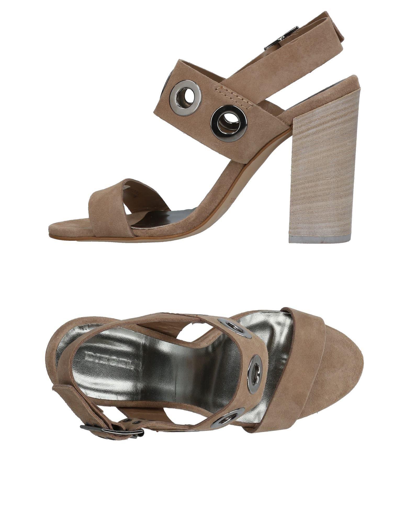 Diesel Sandalen Damen  11423752HN Gute Qualität beliebte Schuhe