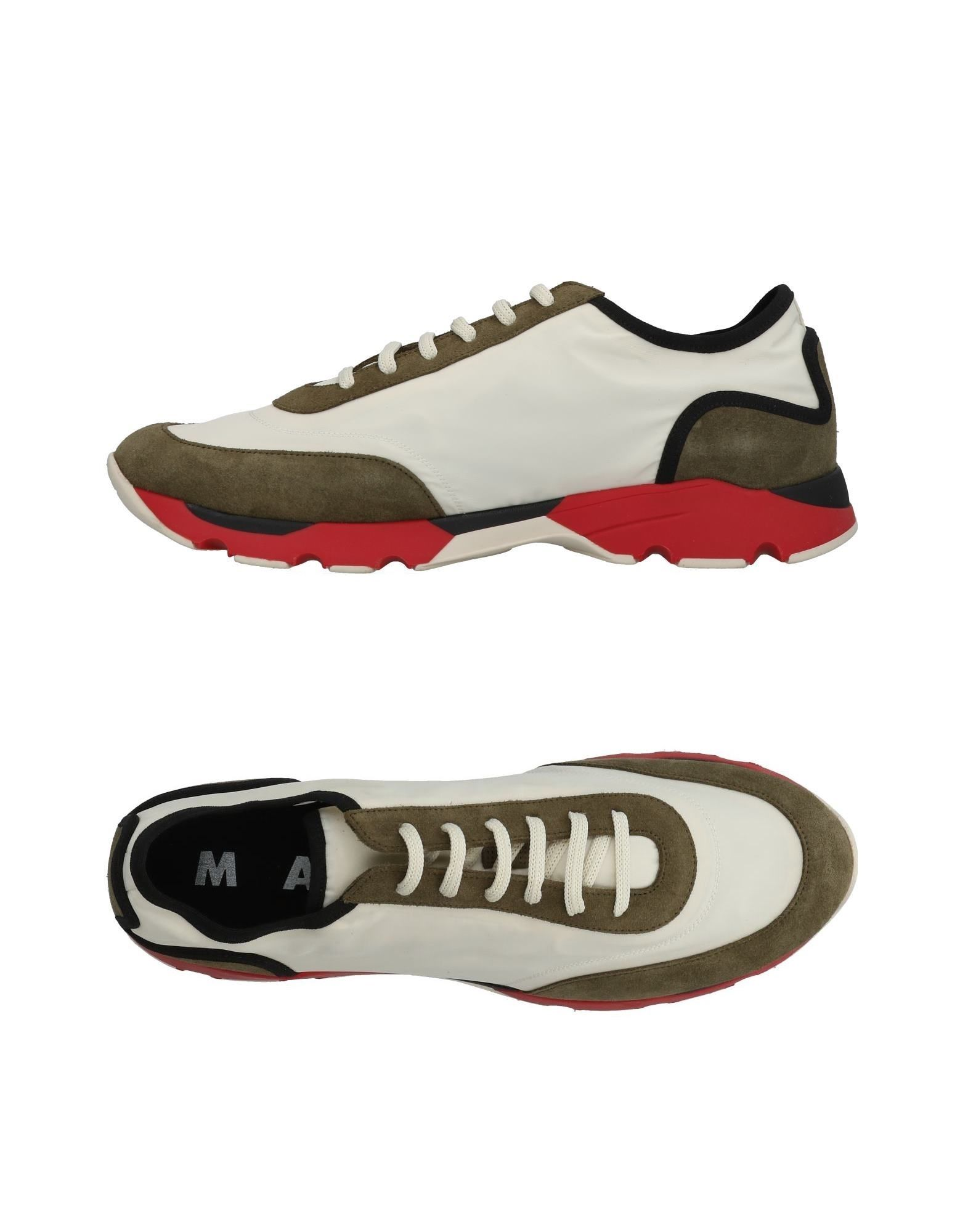 Marni Sneakers Herren  11423789TS Gute Qualität beliebte Schuhe