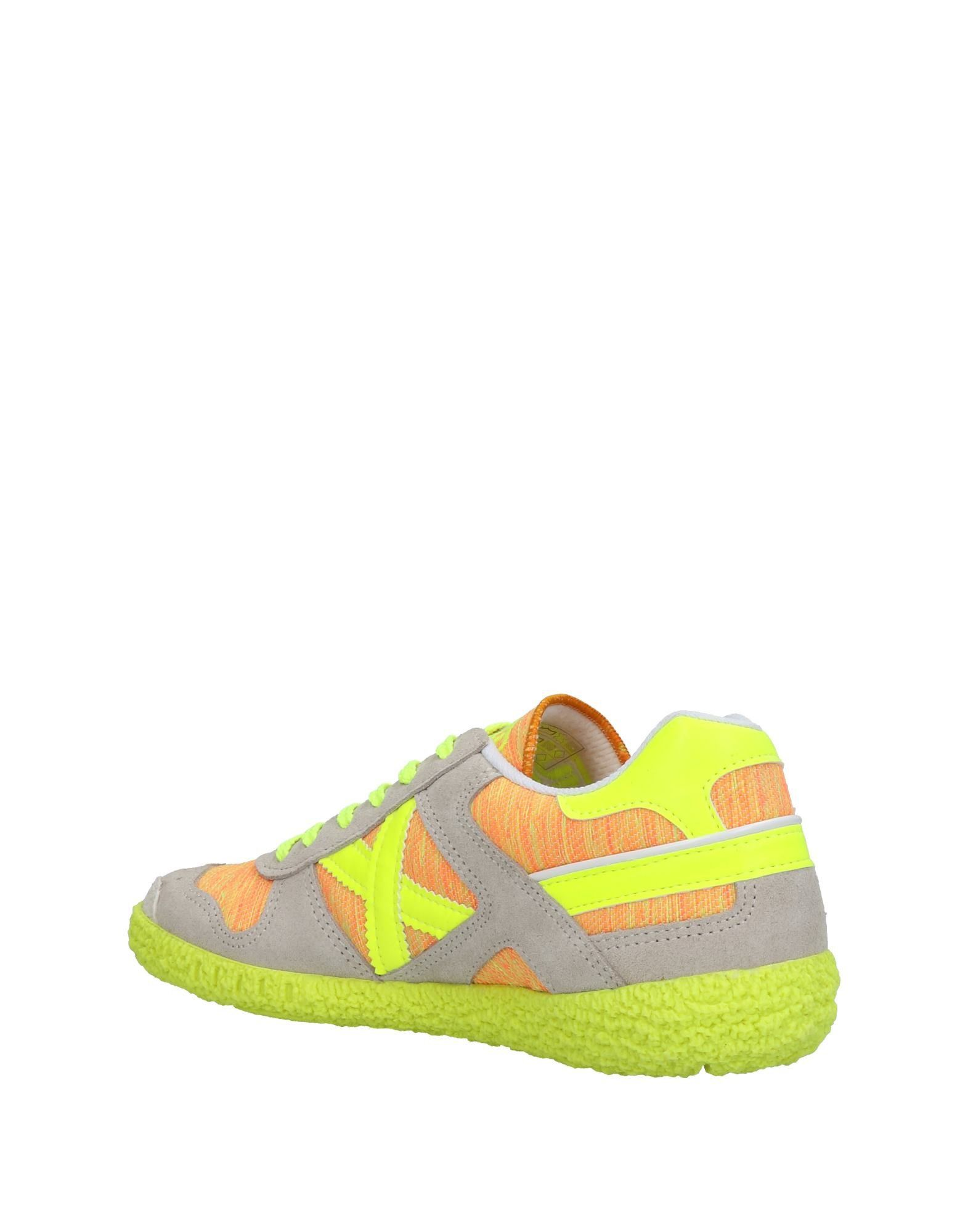 MUNICH Sneakers Homme YELLOW, 41