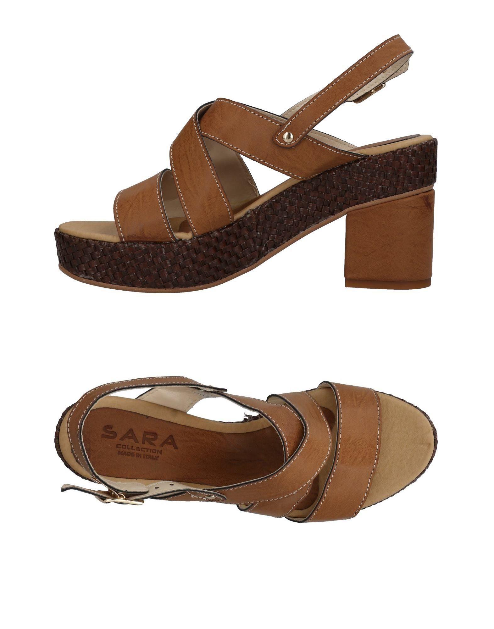 Sara® Collection Sandalen Damen  11423940JB Gute Qualität beliebte Schuhe