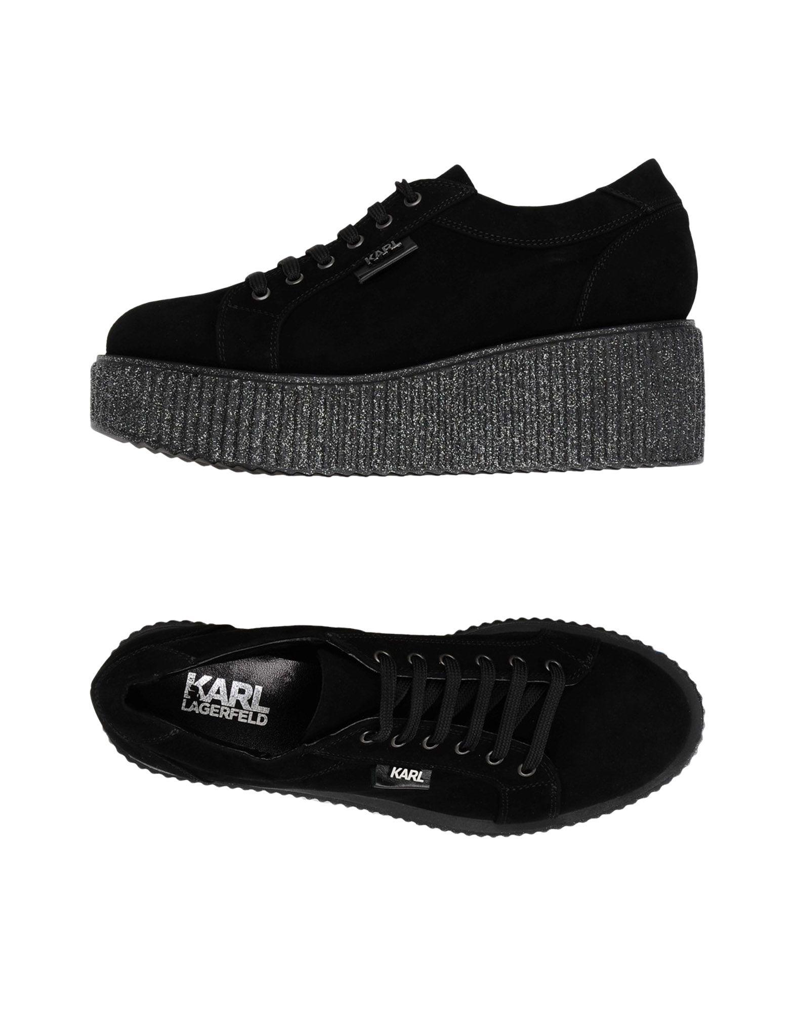 Karl Lagerfeld Kreeper Lace Shoe Suede  11423963NNGut aussehende strapazierfähige Schuhe