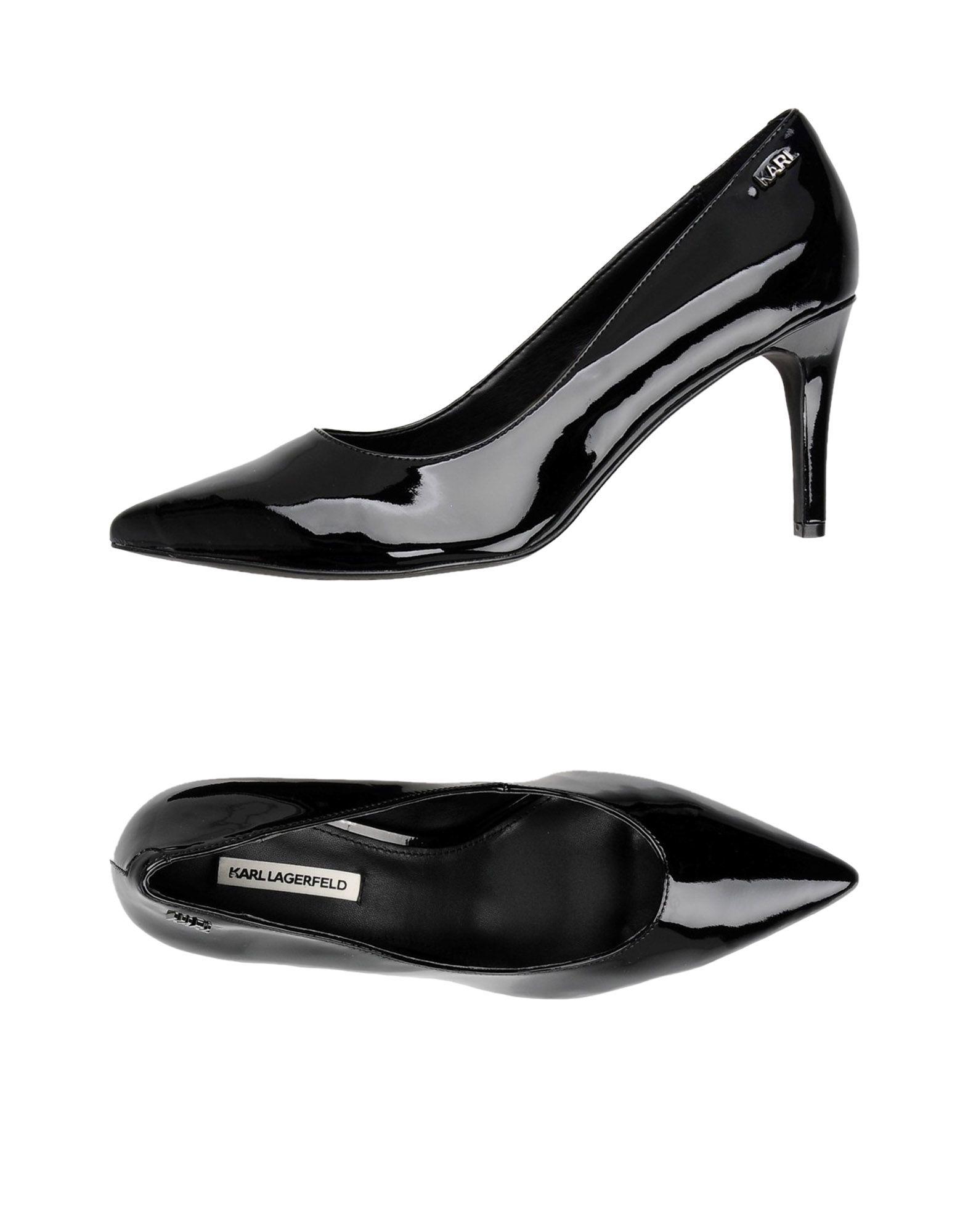 Gut um billige Schuhe Mid zu tragenKarl Lagerfeld Manoir Mid Schuhe Court Shine  11423990KO bf5293