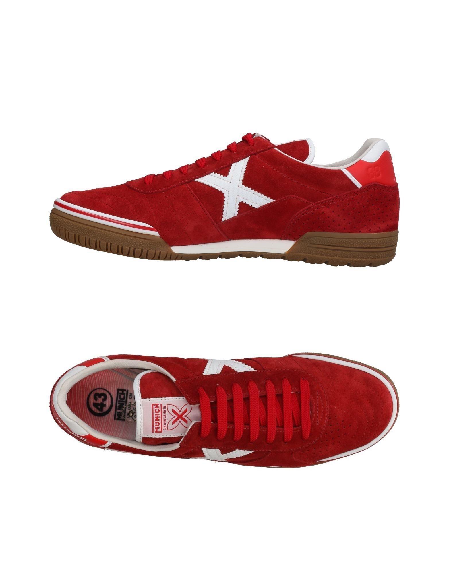Munich Sneakers Herren  11423992OR Heiße Schuhe