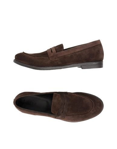 PAWELK'S Loafers in Dark Brown