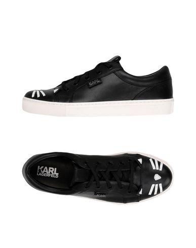 KARL LAGERFELD KUPSOLE Choupette Toe Lace Sneakers
