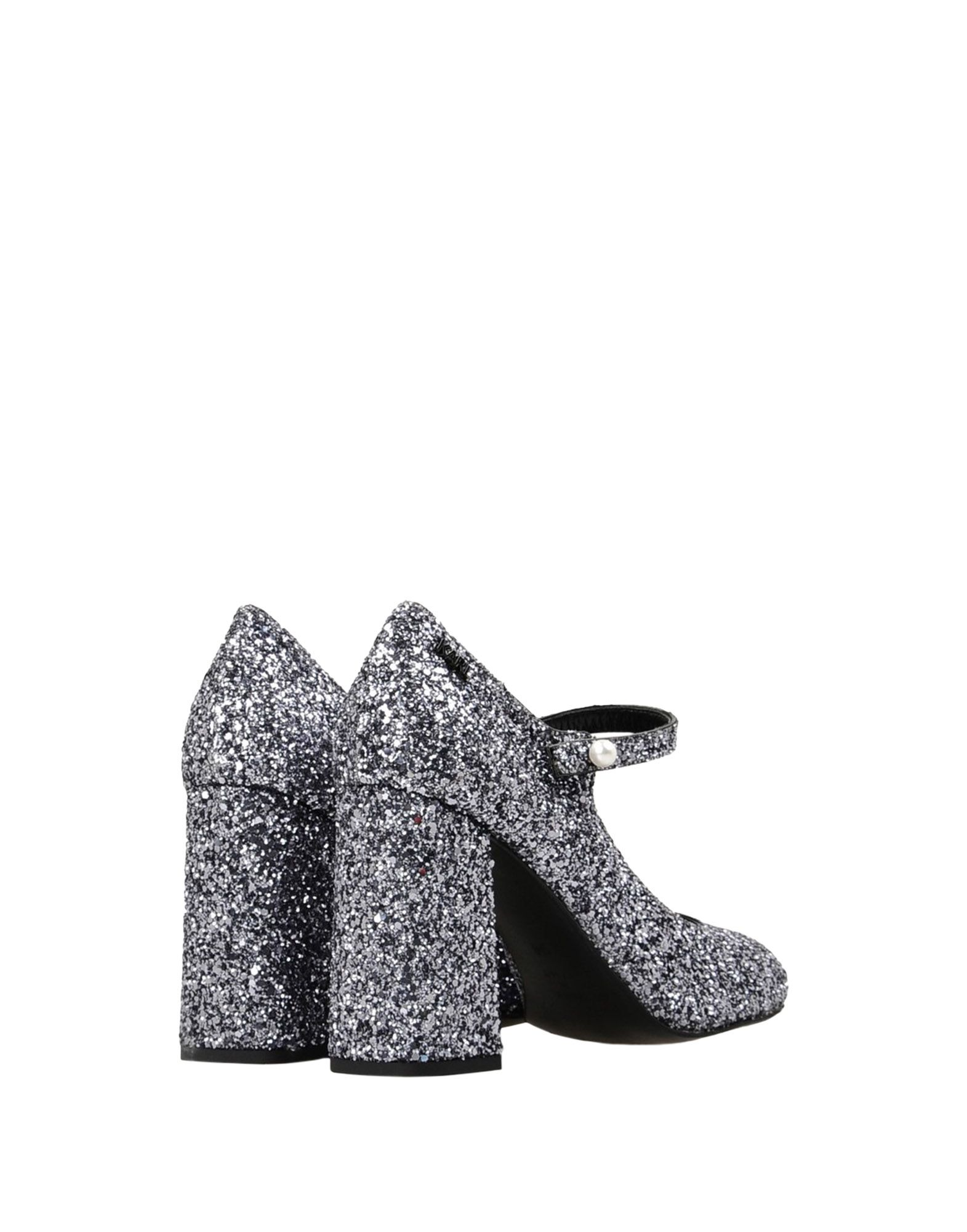 Décolleté Karl Lagerfeld Pyramide Mary Jane Glitter - Donna - 11424004EB