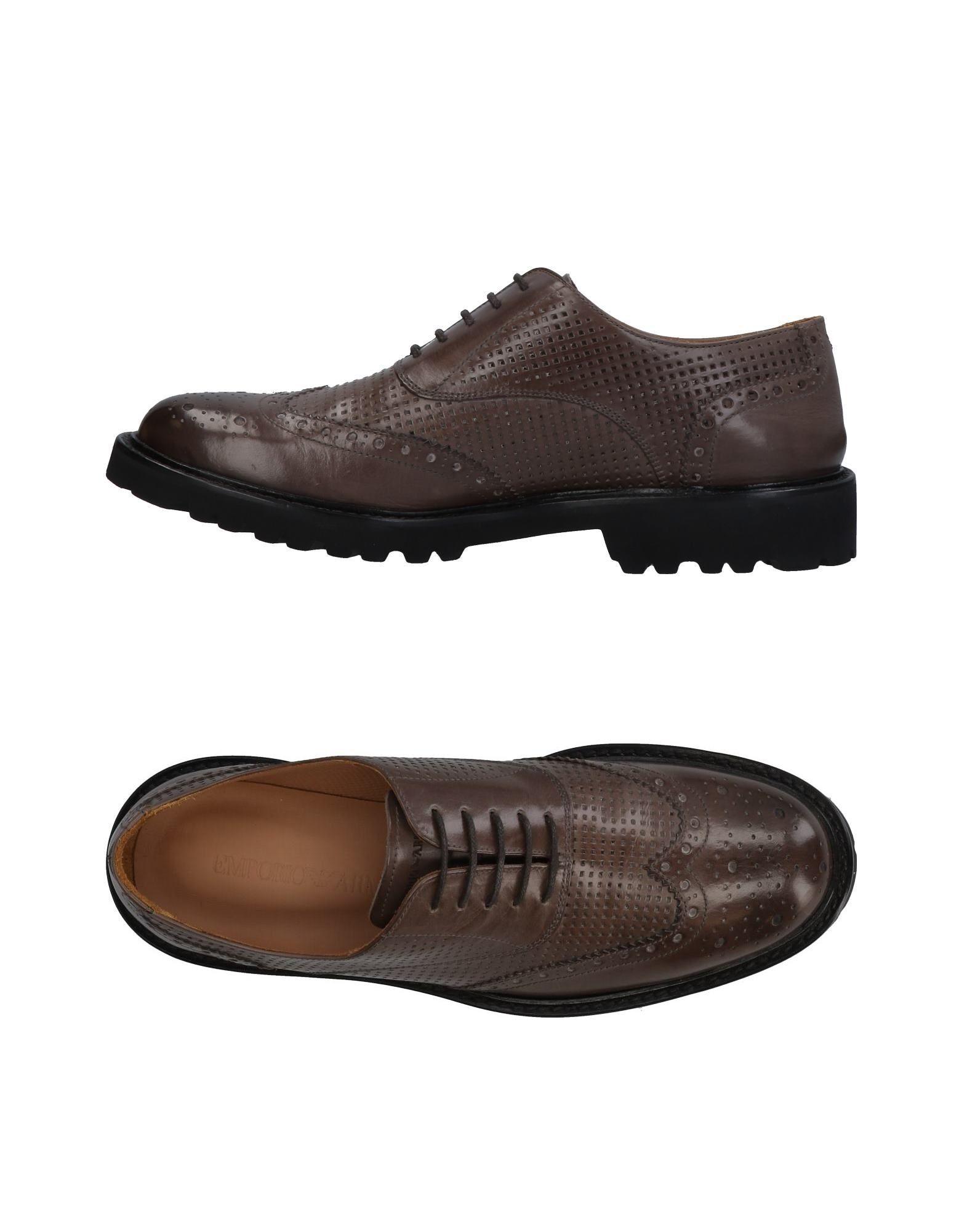 Emporio Armani Schnürschuhe Herren beliebte  11424007DA Gute Qualität beliebte Herren Schuhe 80c1f0