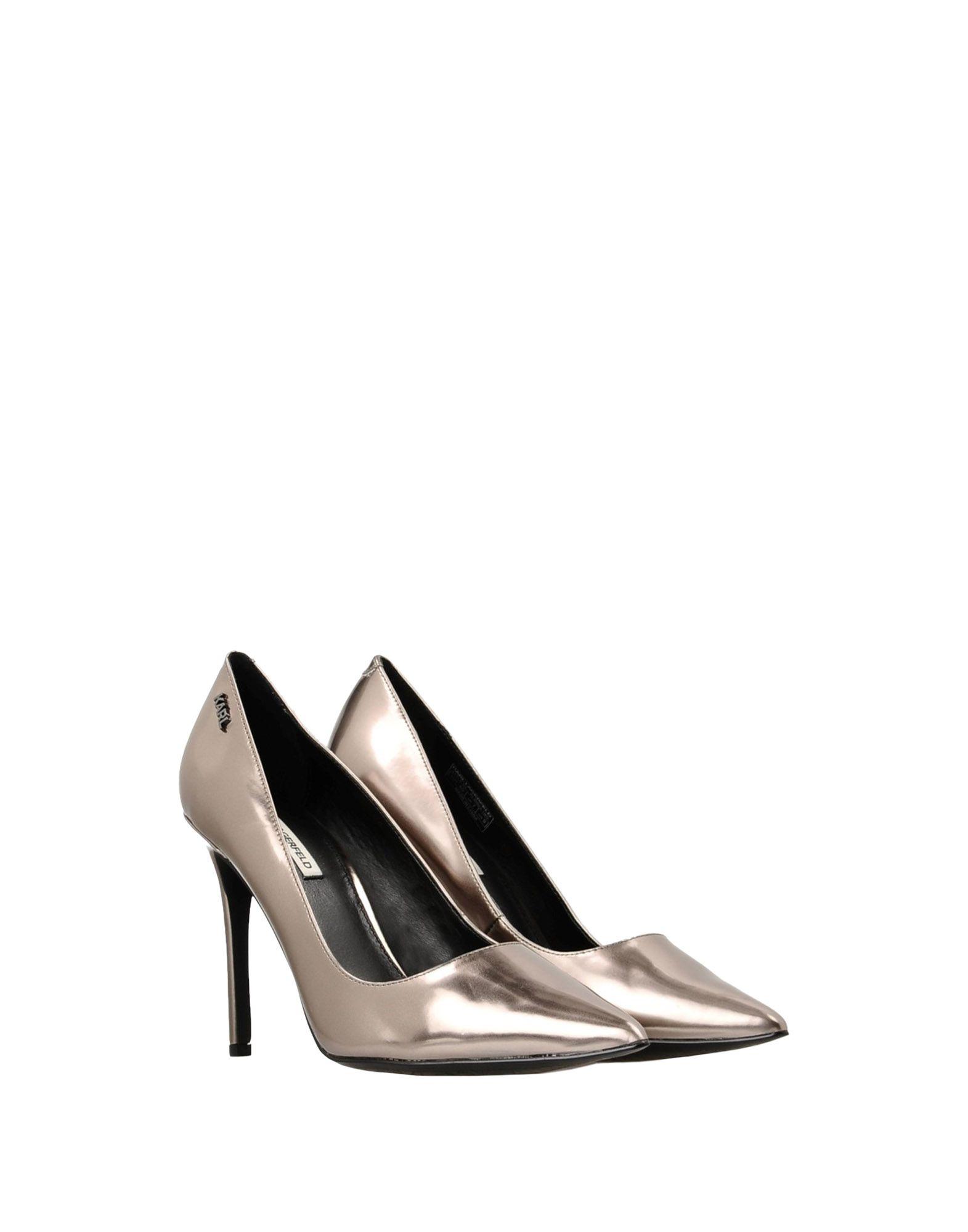 Stilvolle Hi billige Schuhe Karl Lagerfeld Manoir Hi Stilvolle Court Shine  11424023TC d885f0