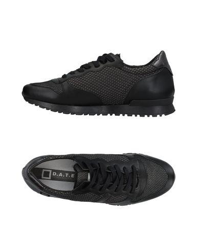 Zapatos con descuento Zapatillas D.A.T.E. Zapatillas Hombre - Zapatillas D.A.T.E. D.A.T.E. - 11424030BT Negro f452ee