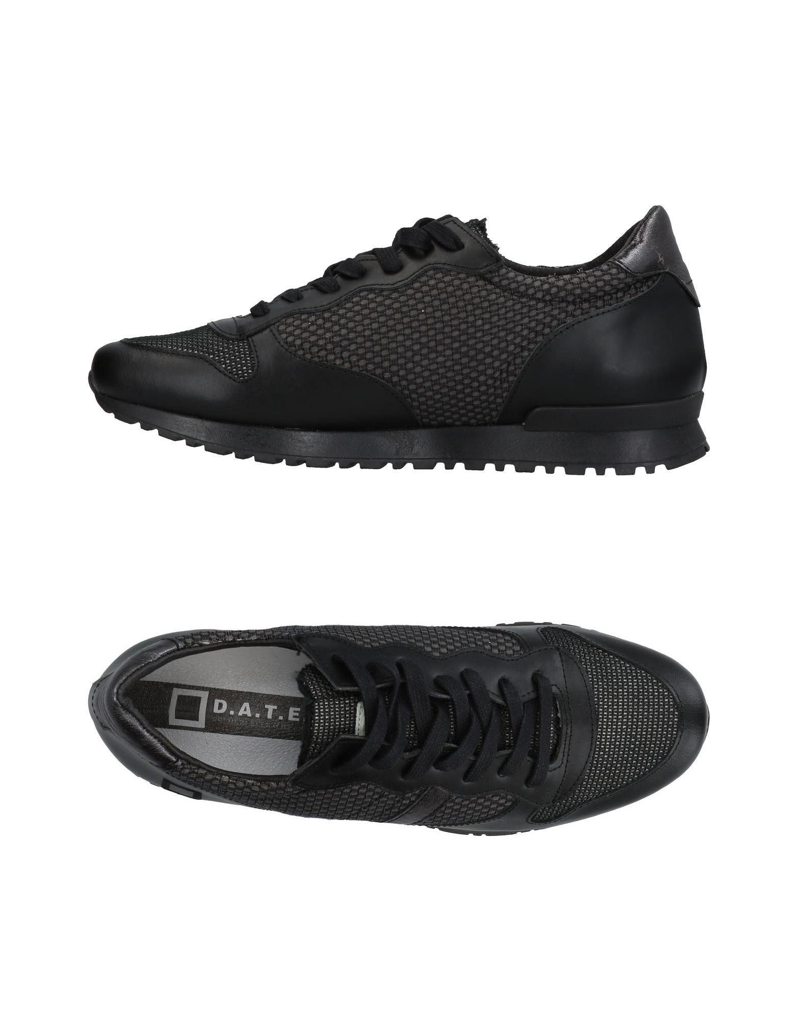 Rabatt echte Schuhe D.A.T.E. Sneakers Herren  11424030BT