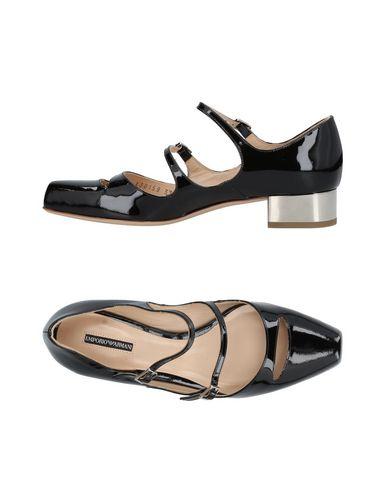 Cómodo y Salón bien parecido Zapato De Salón y Emporio Armani Mujer - Salones Emporio Armani - 11424092HX Negro 39e22b