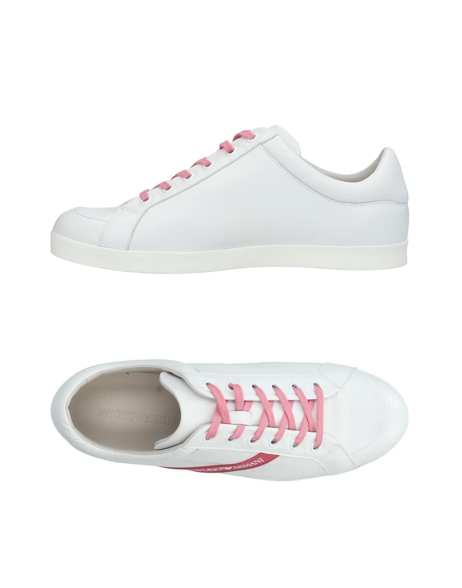 Stilvolle billige Schuhe Damen Emporio Armani Sneakers Damen Schuhe  11424126OK b314de