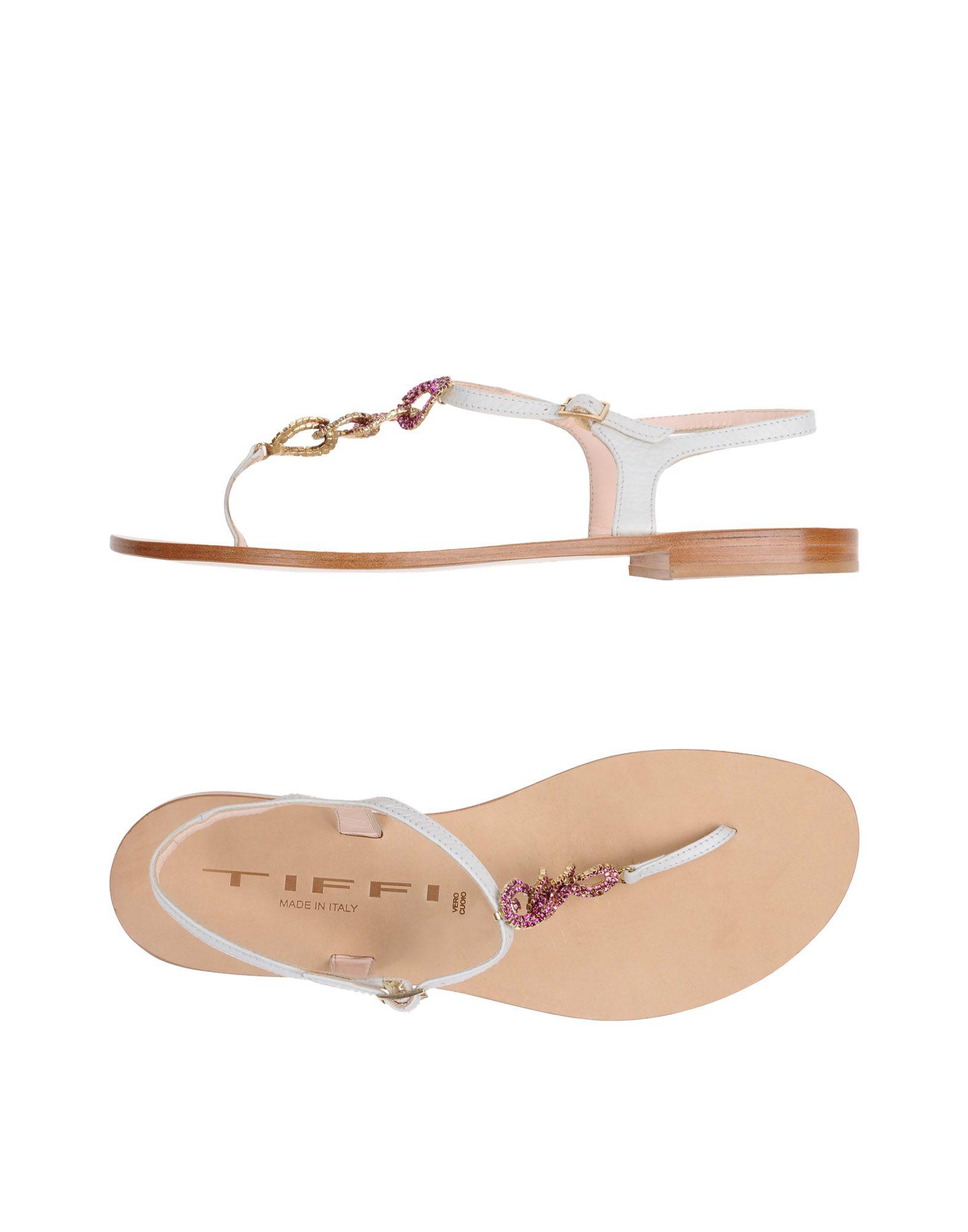 Tiffi Flip Flops - Women Tiffi Flip Flops online on YOOX United States -  11424241QW