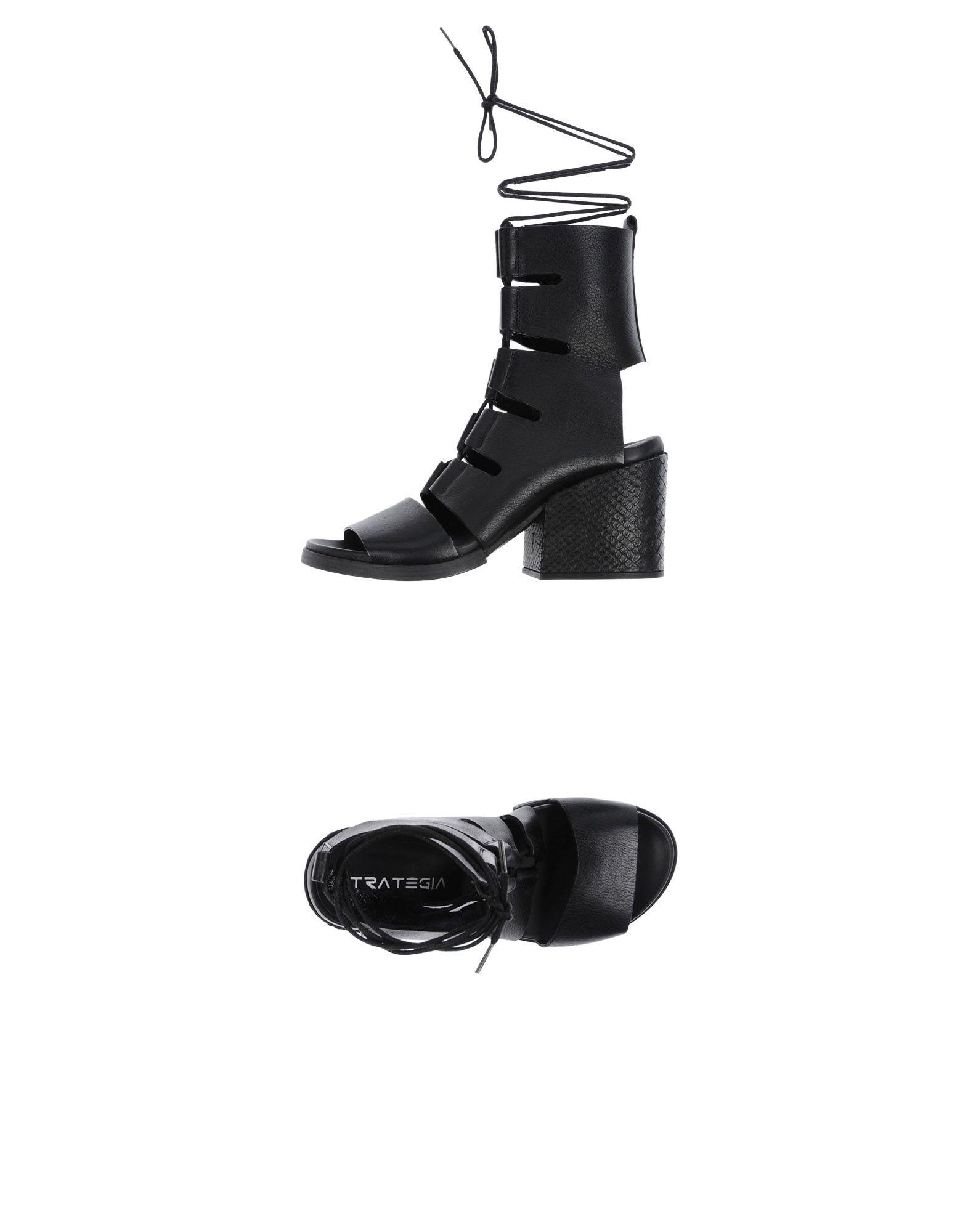 Gut um billige Schuhe zu tragenStrategia Sandalen Damen  11424297PU