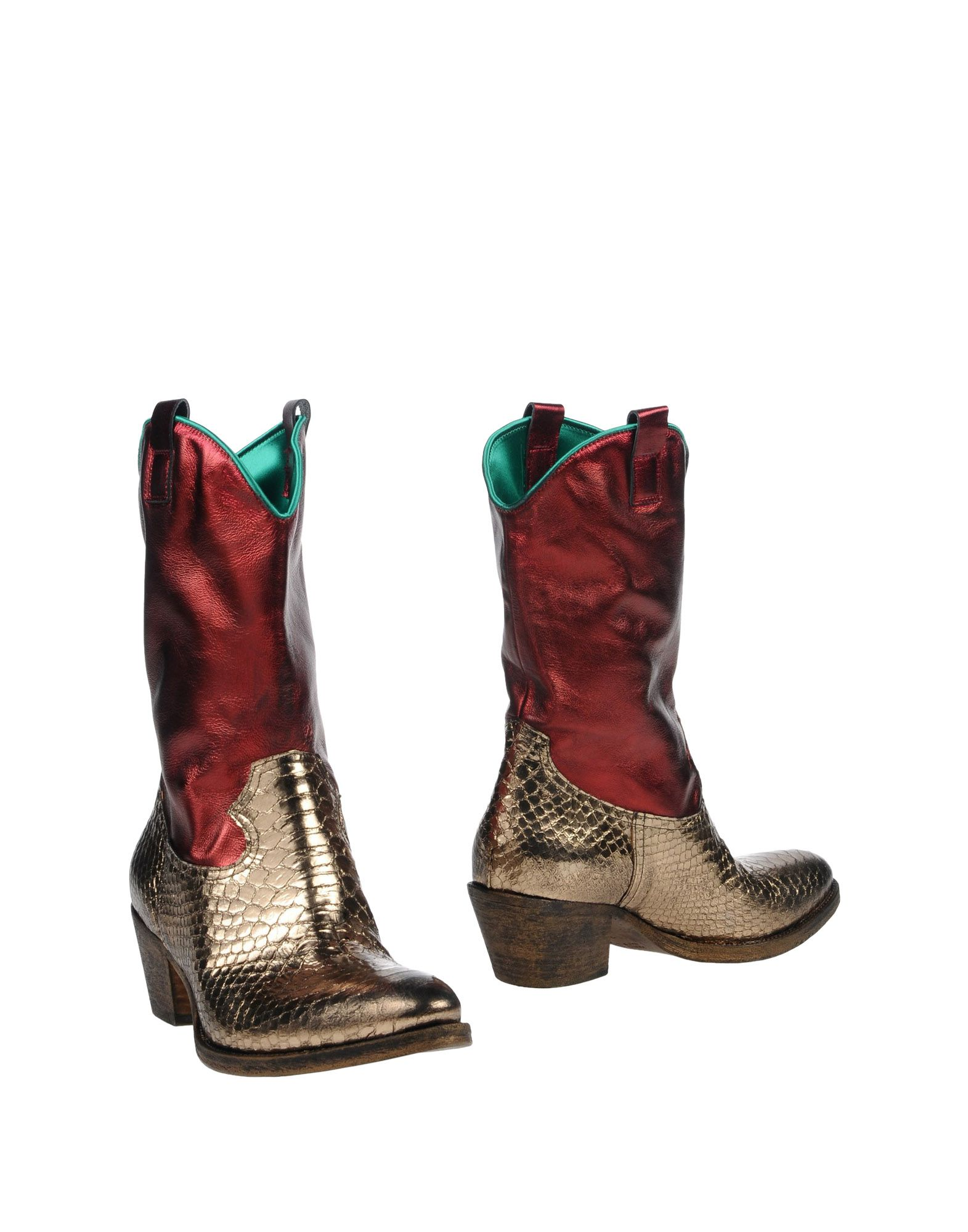 Stilvolle billige Schuhe Elena Iachi Stiefelette Damen  11424309XX