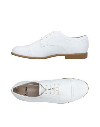 JIL SANDER NAVY Zapato de cordones
