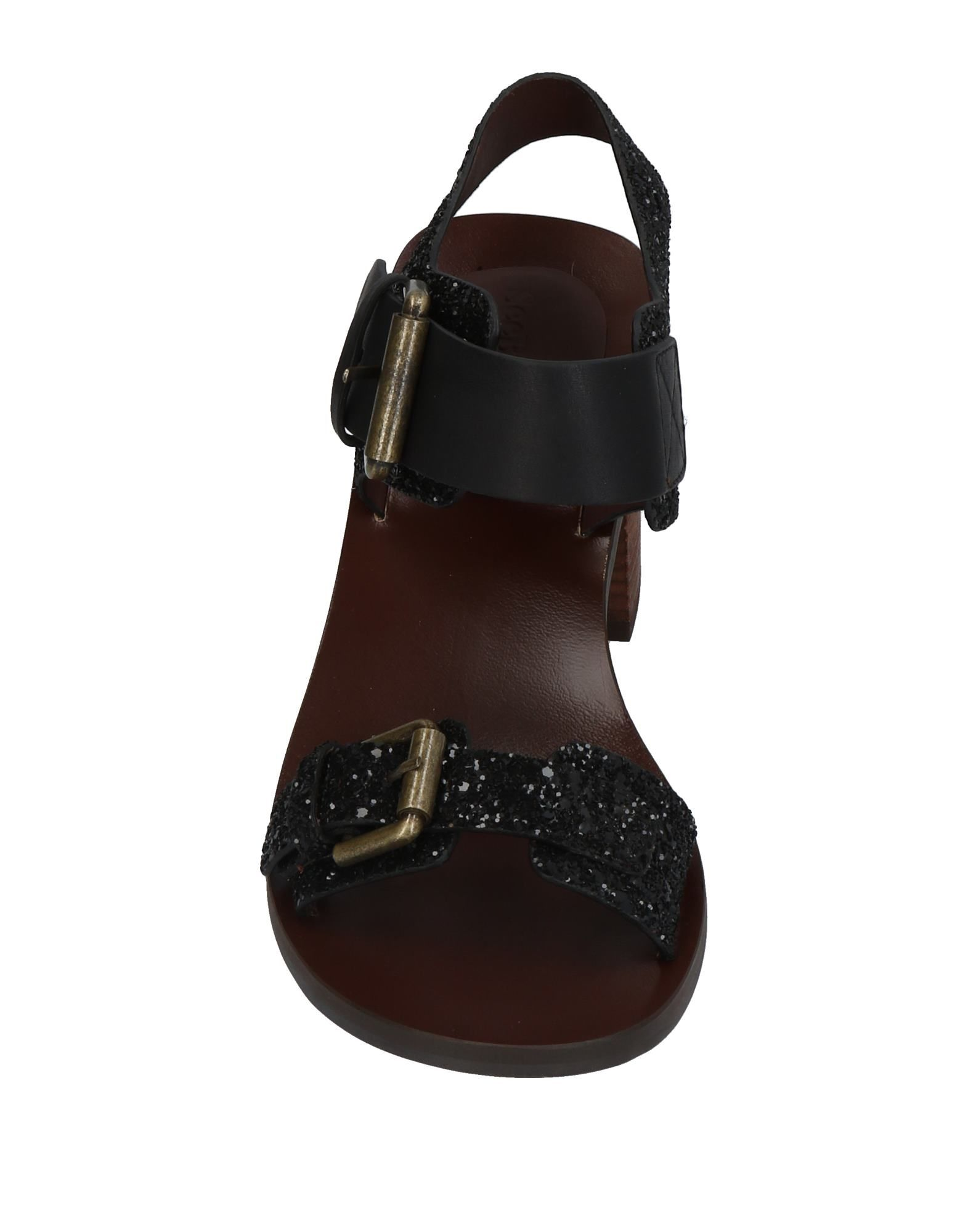 Stilvolle Chloé billige Schuhe See By Chloé Stilvolle Sandalen Damen  11424349UA 35b362