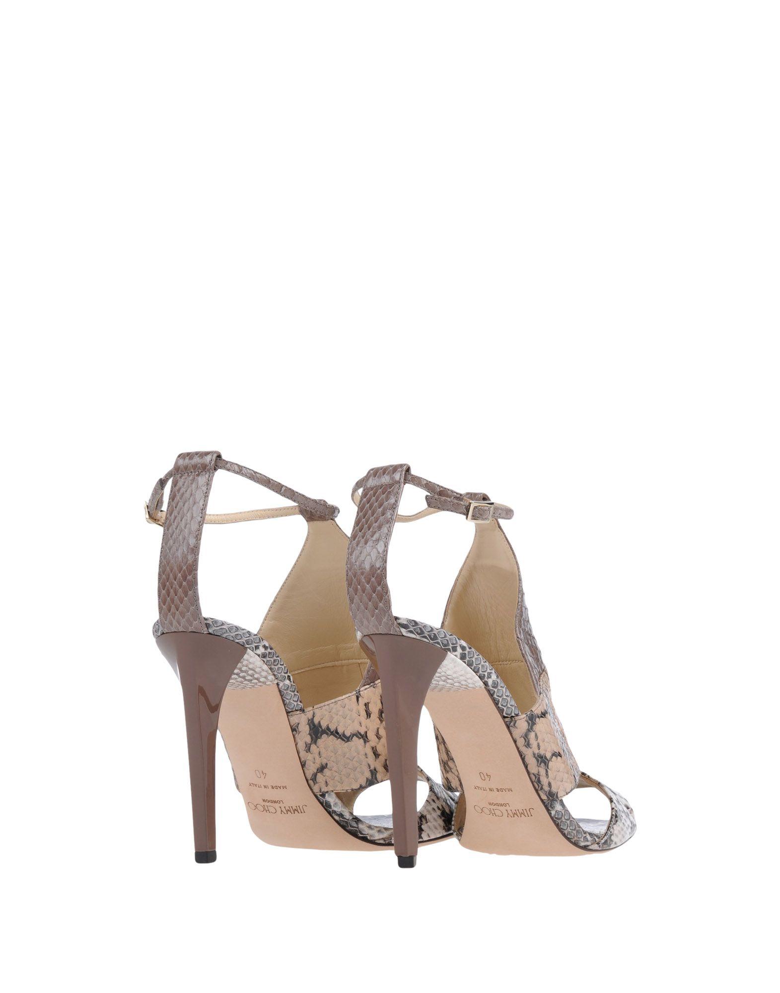 Jimmy  Choo Sandalen Damen  Jimmy 11424370DAGünstige gut aussehende Schuhe b908b3