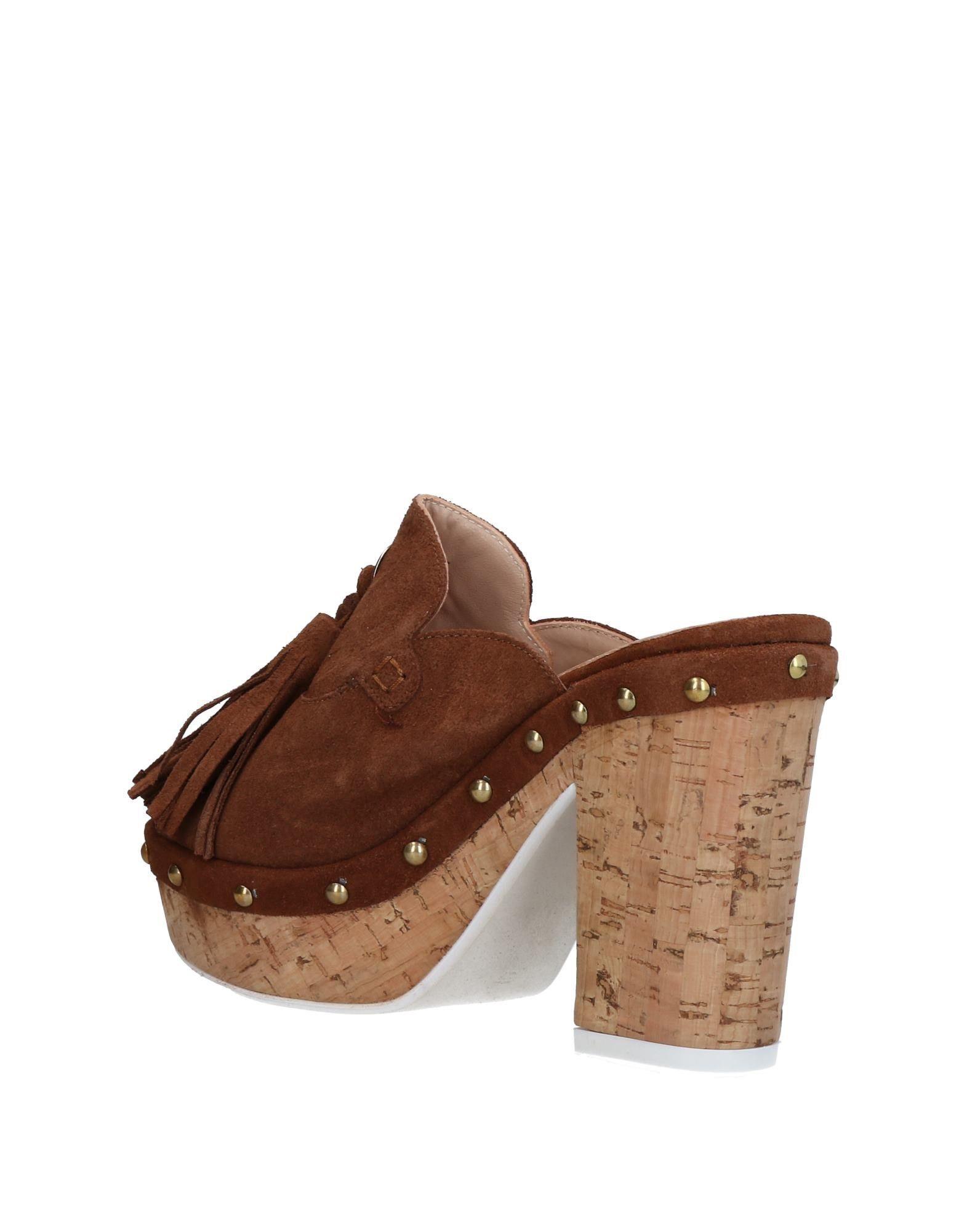 Günstige und modische Schuhe Manas Sandalen Damen  11424414EJ