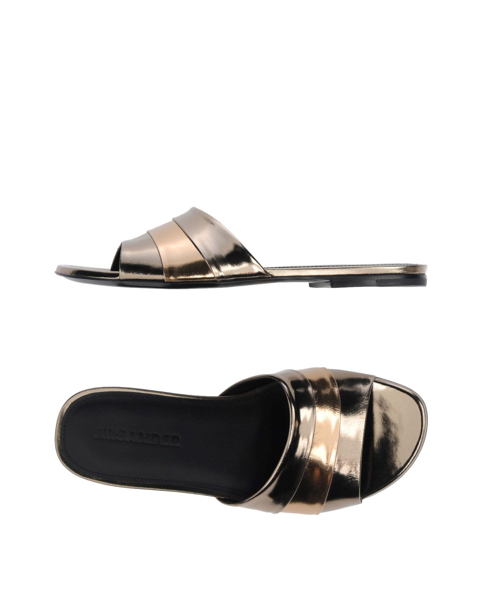 Stilvolle billige Schuhe  Jil Sander Sandalen Damen  Schuhe 11424440PS 36033a