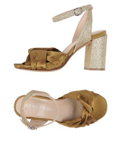 Los para últimos zapatos de descuento para Los hombres y mujeres Sandalia Strategia Mujer - Sandalias Strategia - 11424441NQ Platino 7aa5cf