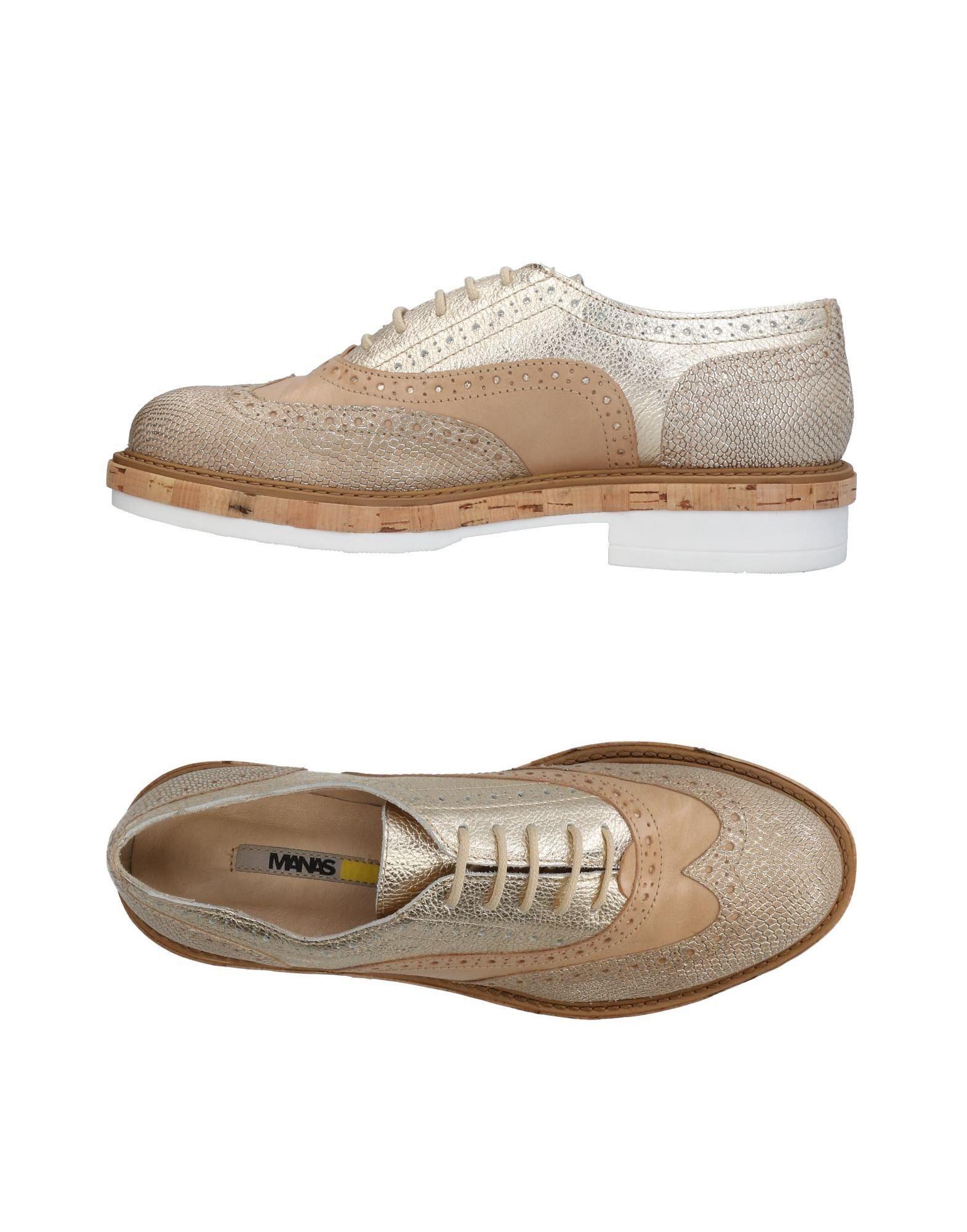 Manas Schnürschuhe Damen  11424449FU Gute Qualität Qualität Qualität beliebte Schuhe cca7bd