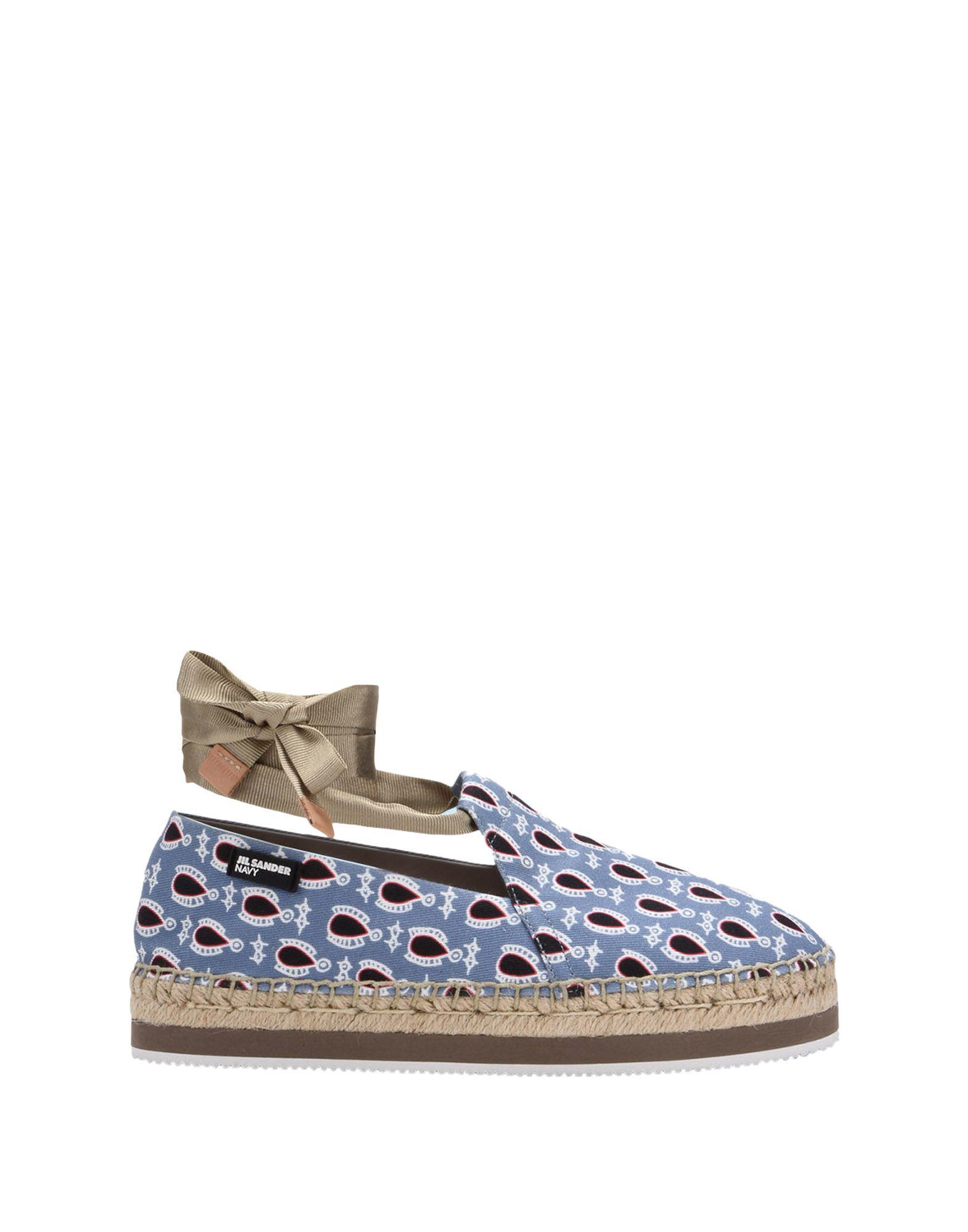 Jil Sander Navy Qualität Sneakers Damen  11424461IN Gute Qualität Navy beliebte Schuhe b34e19