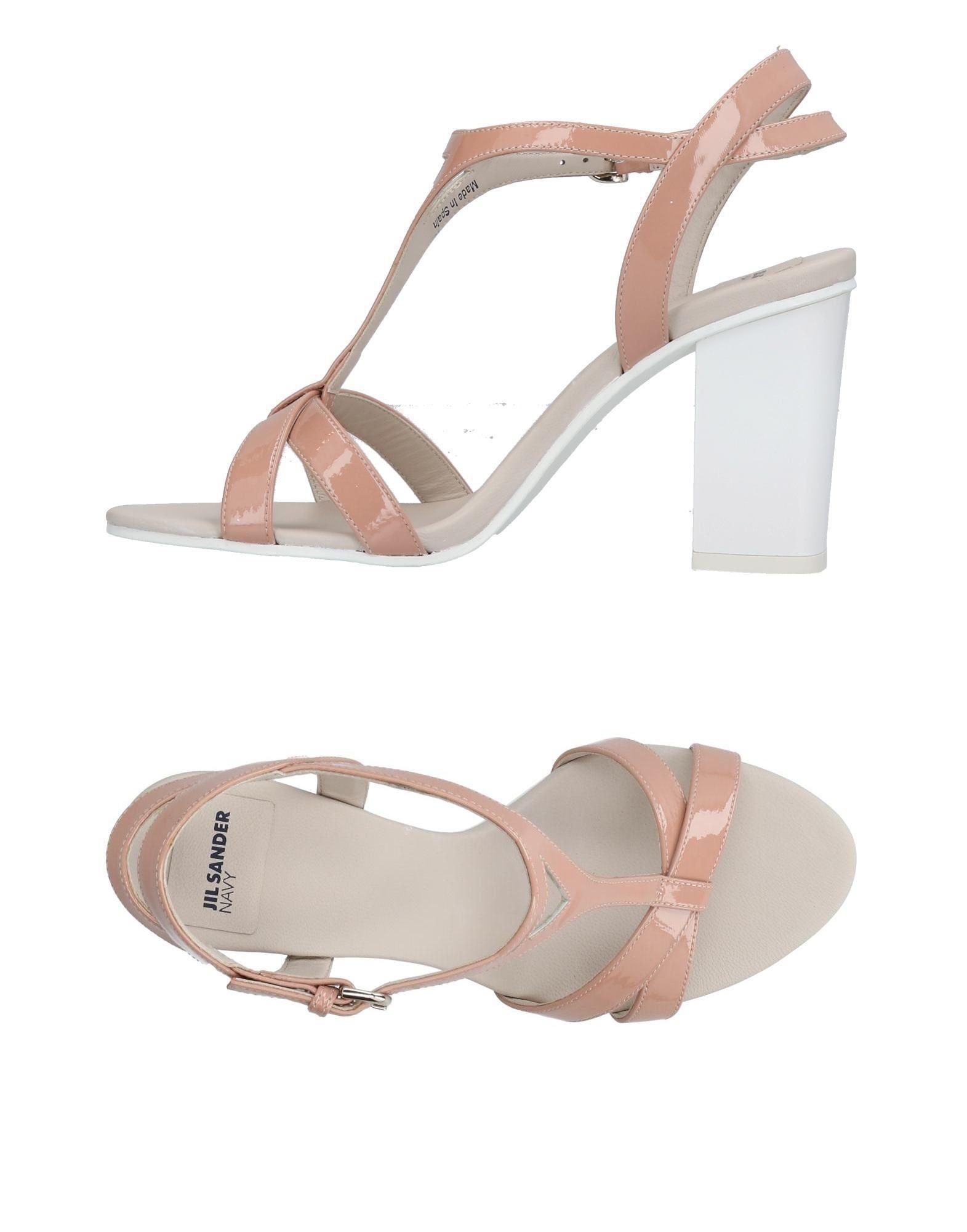 Jil Sander Navy Sandalen Damen  11424481FI Gute Qualität beliebte Schuhe