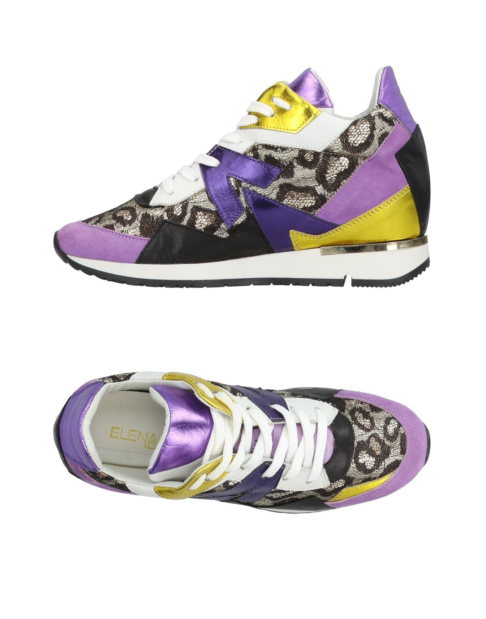 Elena Iachi Sneakers Damen  Gute 11424493UB Gute  Qualität beliebte Schuhe 95c0ee