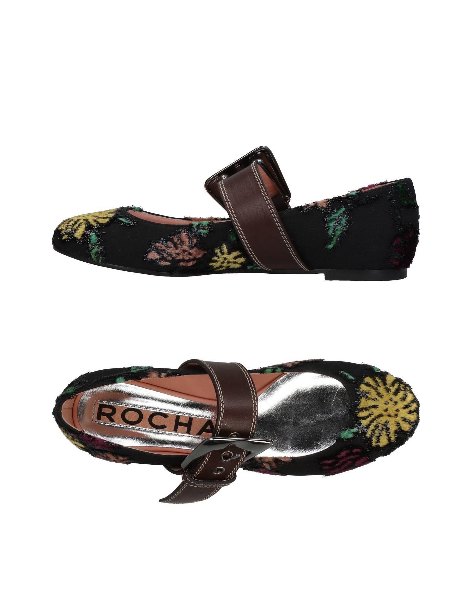 Rabatt Schuhe Rochas Damen Ballerinas Damen Rochas  11424583BE 34311f