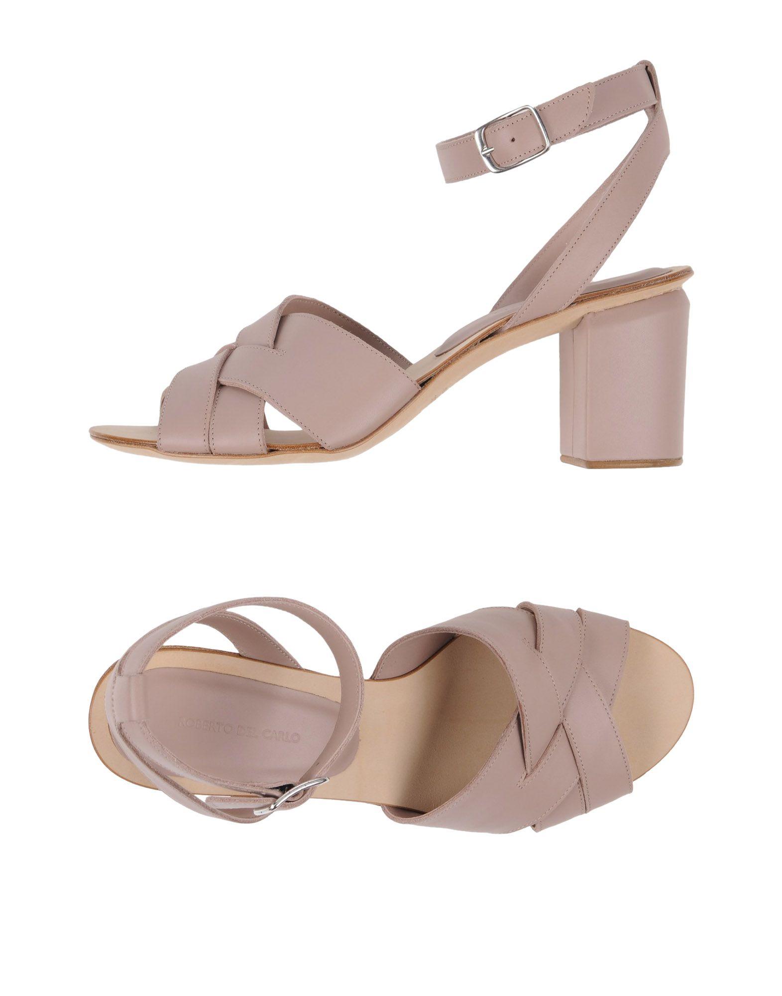 Gut um billige Schuhe zu Damen tragenRoberto Del Carlo Sandalen Damen zu  11424593VQ 227d6f