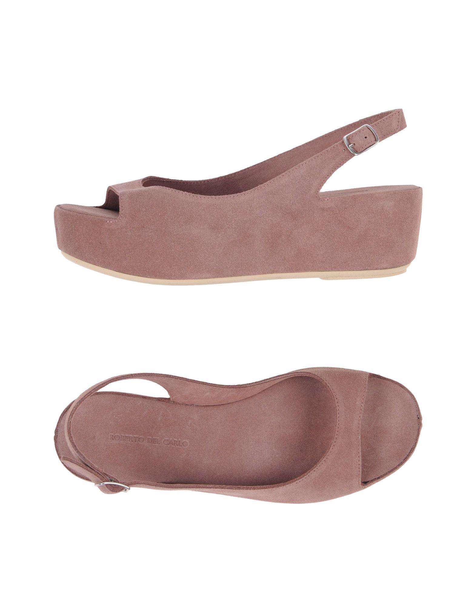 Roberto Del Carlo Sandalen Damen  11424597FXGut aussehende strapazierfähige Schuhe