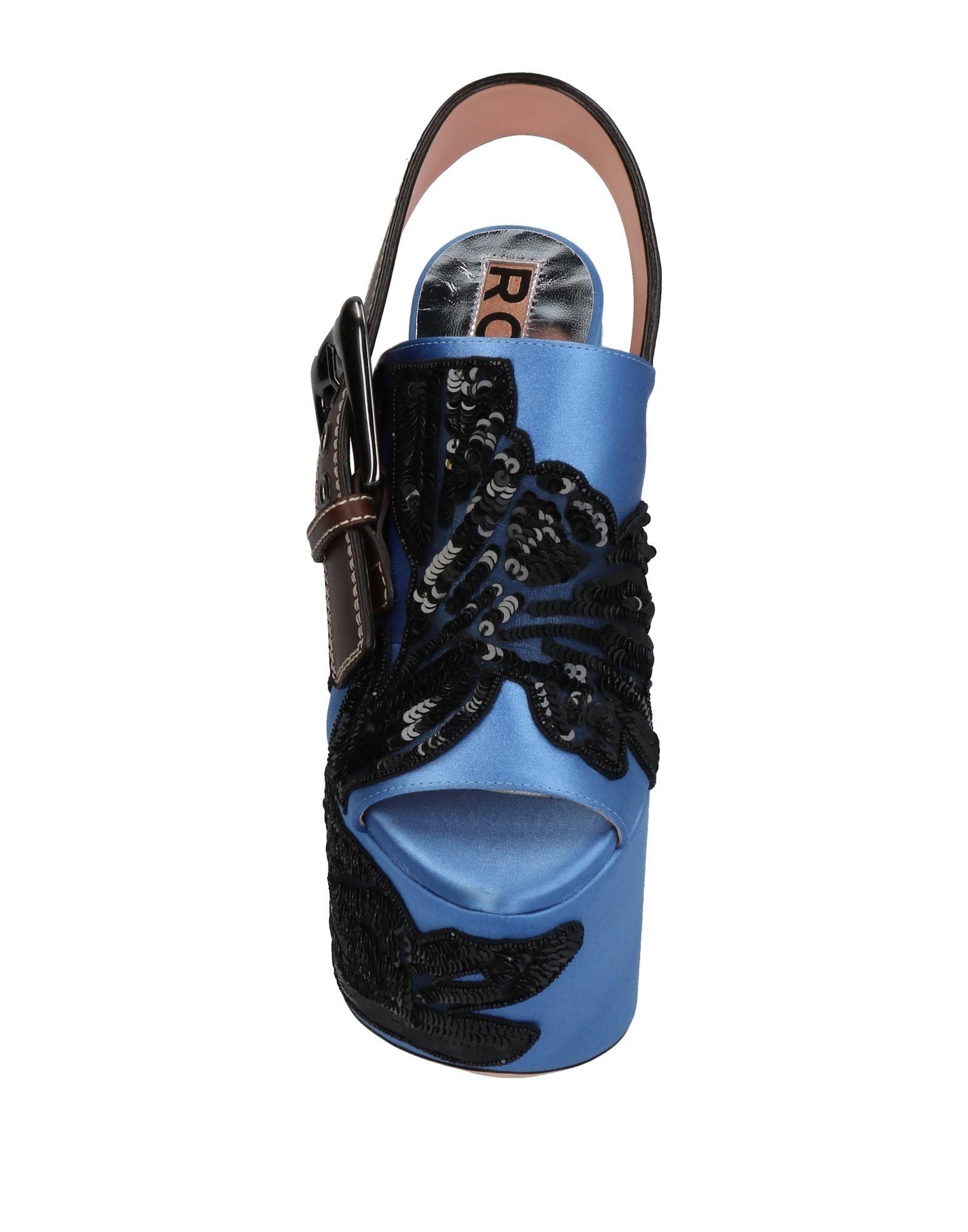 Rochas  Sandalen Damen  Rochas 11424601OMGünstige gut aussehende Schuhe 68ef67