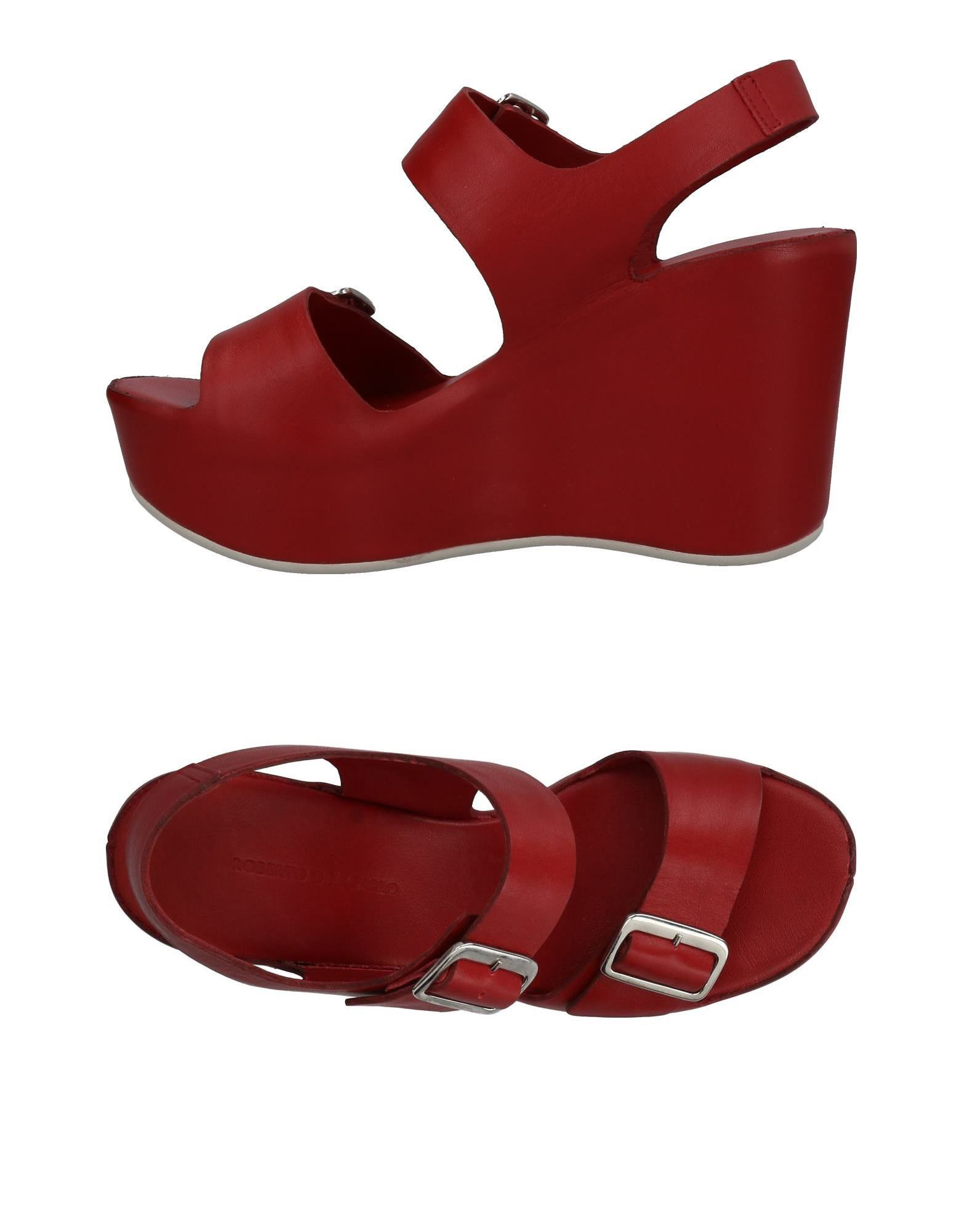 Stilvolle billige Schuhe Roberto Del Carlo Sandalen Damen  11424604LV