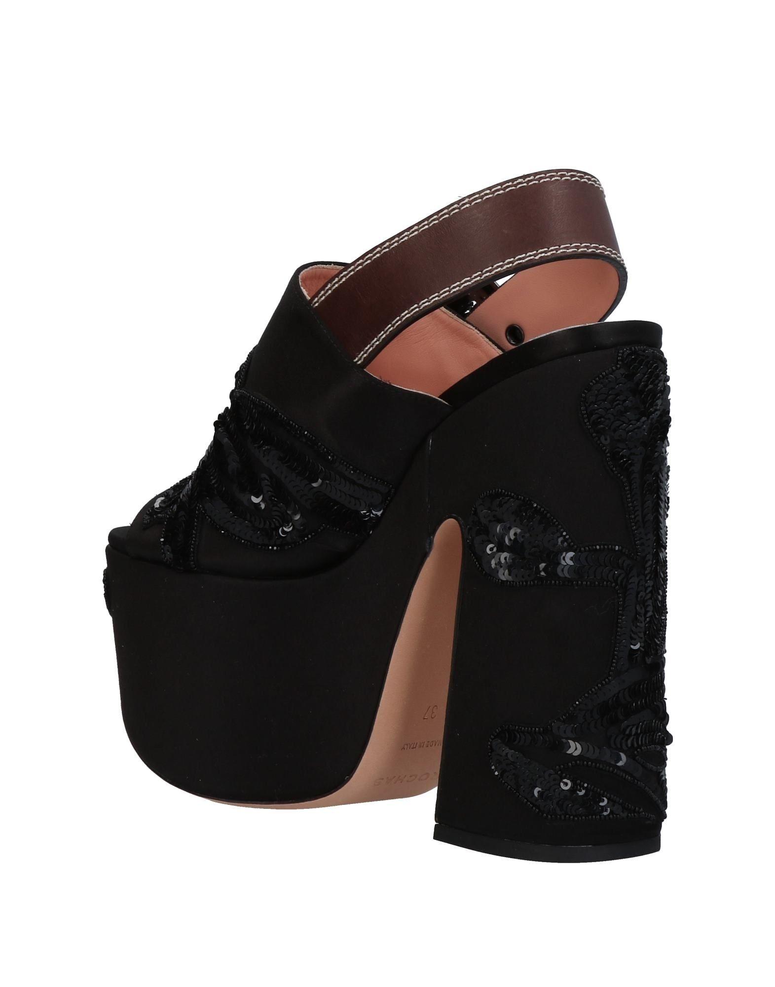 Rochas Sandalen Damen  11424609ORGut Schuhe aussehende strapazierfähige Schuhe 11424609ORGut db33c7