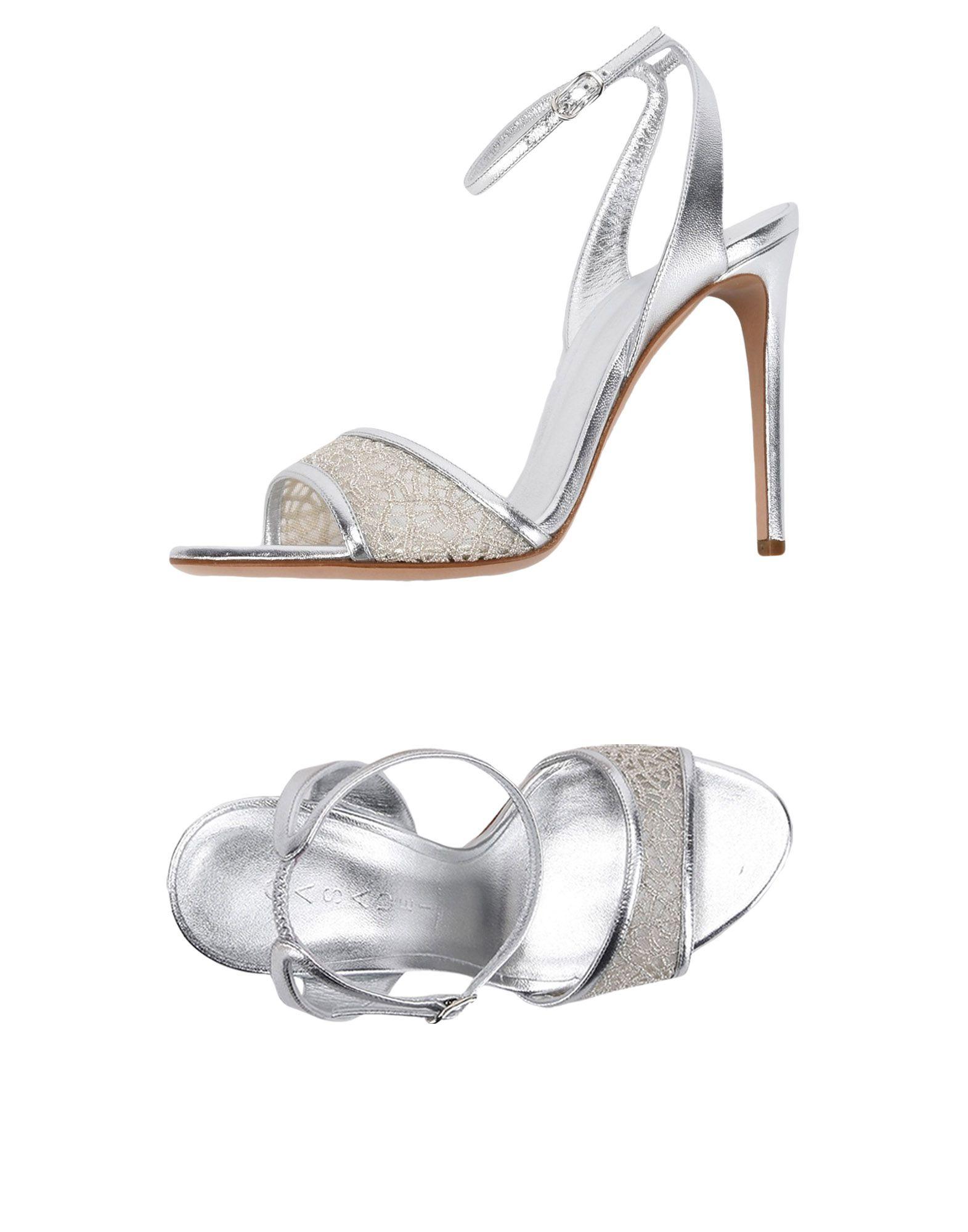 Rabatt Schuhe Casadei Sandalen Damen  11424667JN