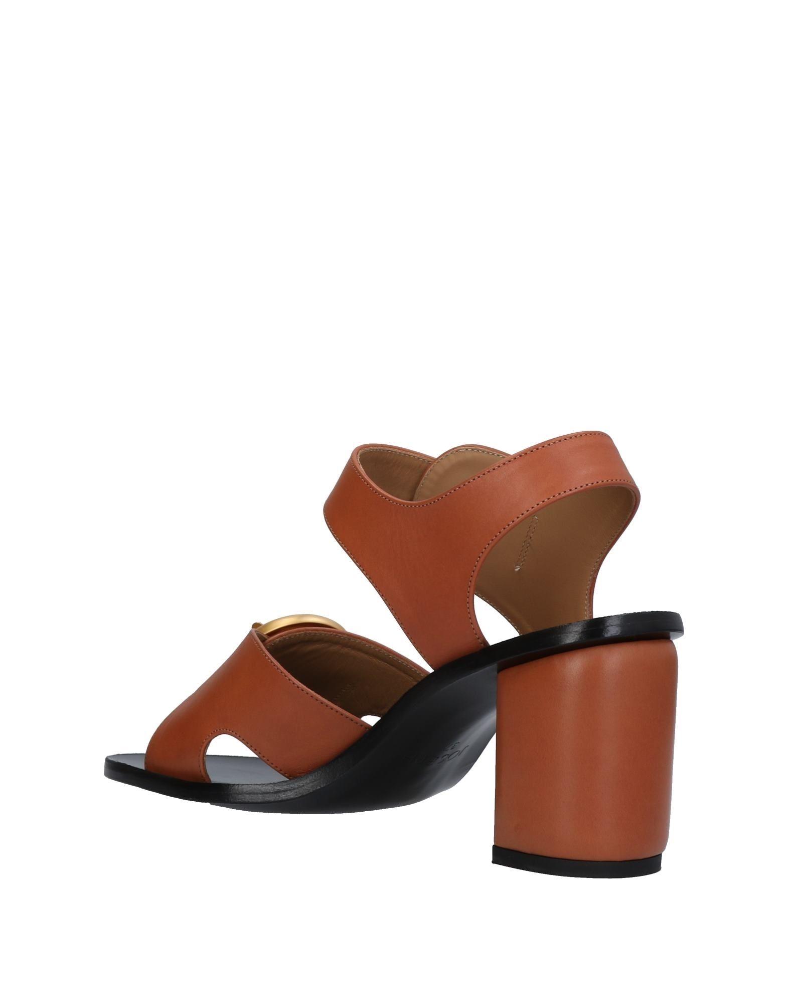 Joseph Sandalen Damen aussehende  11424730WTGut aussehende Damen strapazierfähige Schuhe 1e0ef5