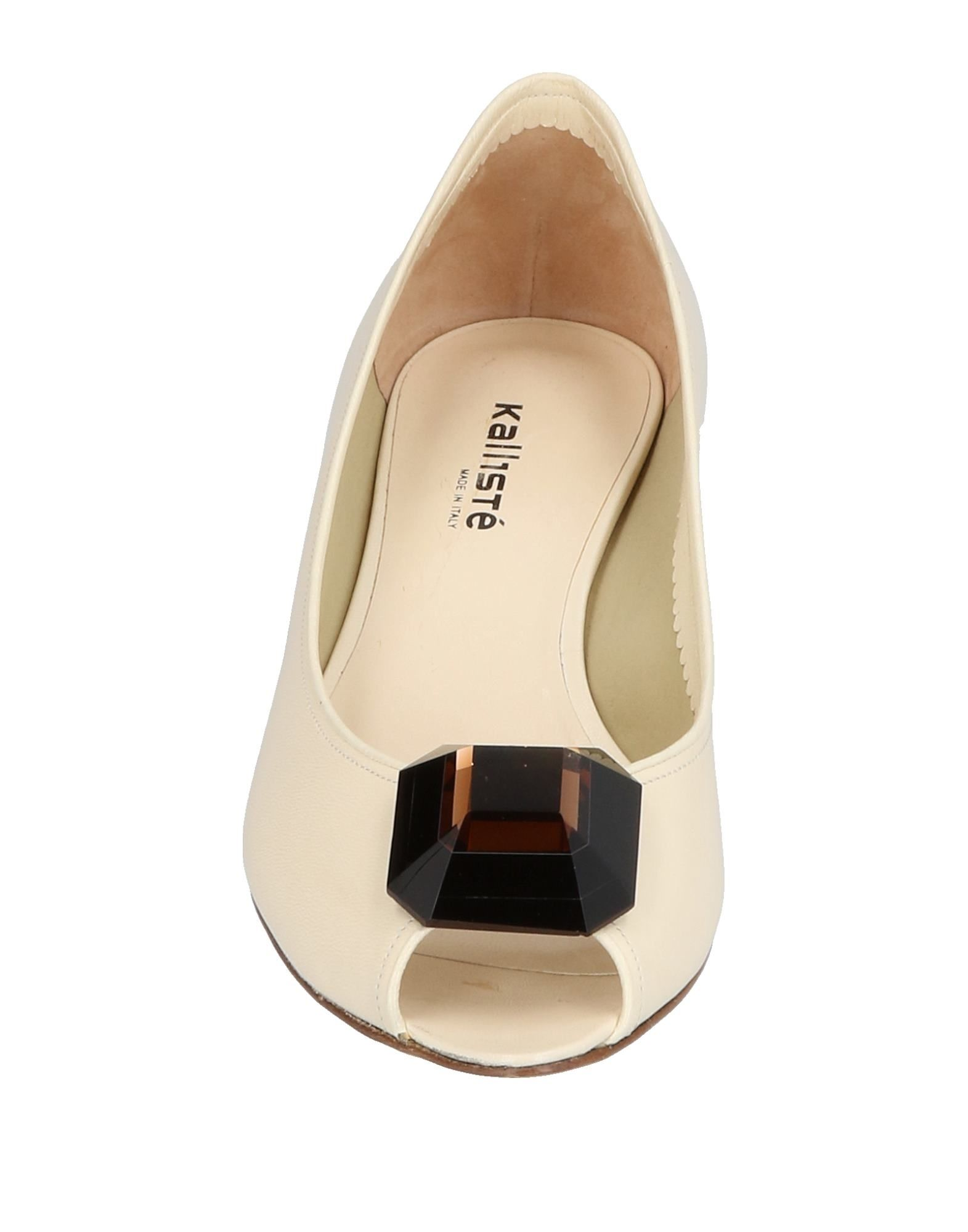 Kallistè Ballerinas Qualität Damen  11424758IK Gute Qualität Ballerinas beliebte Schuhe 587feb