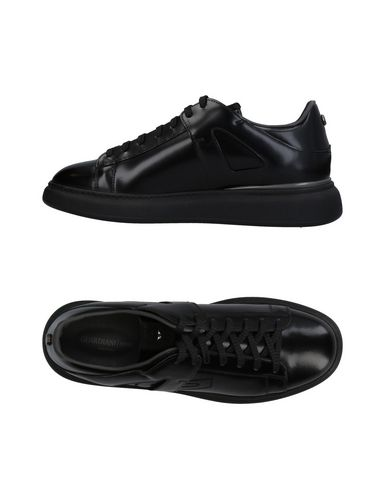 Alberto Guardiani Sneakers Black Shoes For Men Online Without Sale Tax