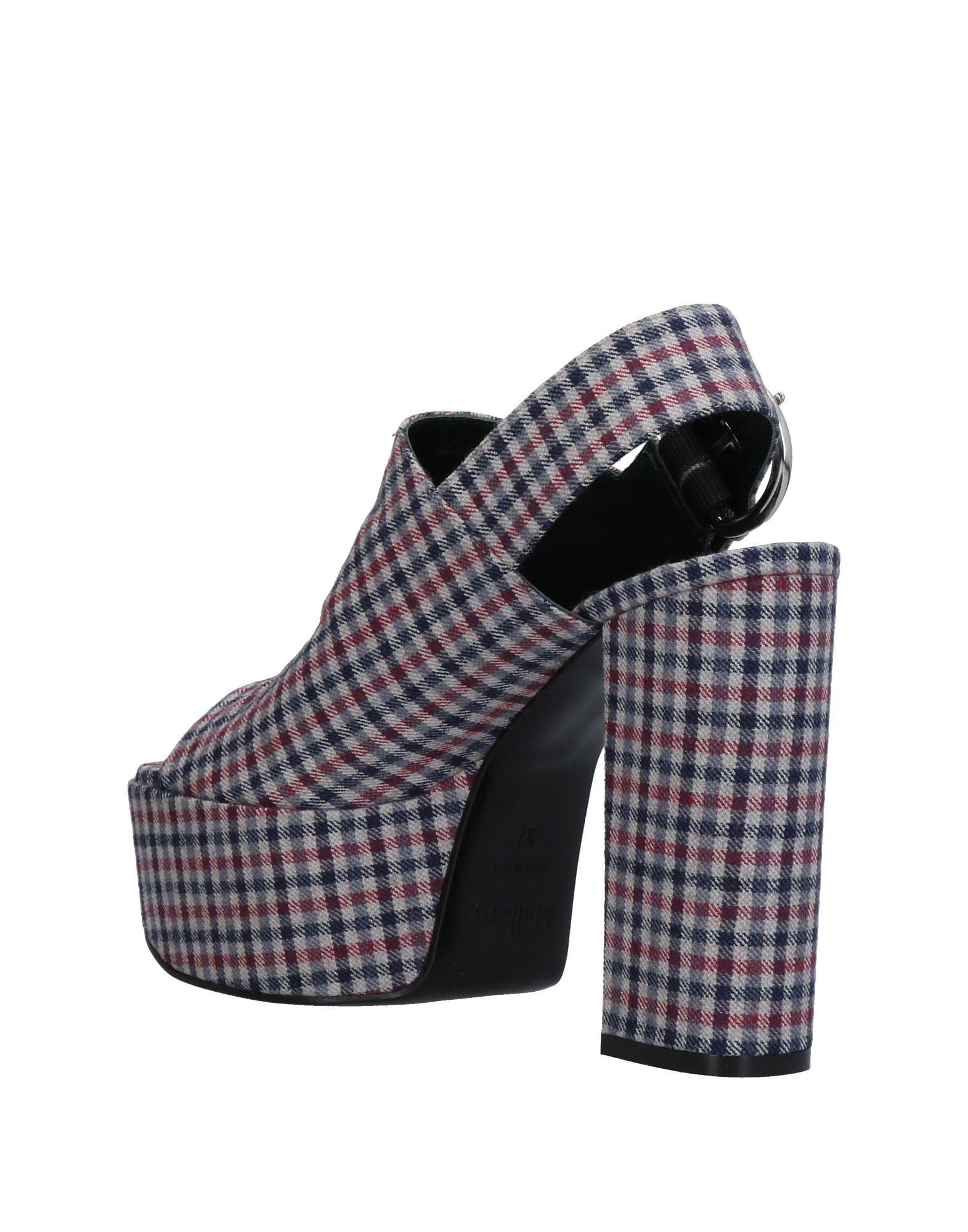 Gut um billige Schuhe zu tragenMulberry Sandalen Damen  11424804NJ