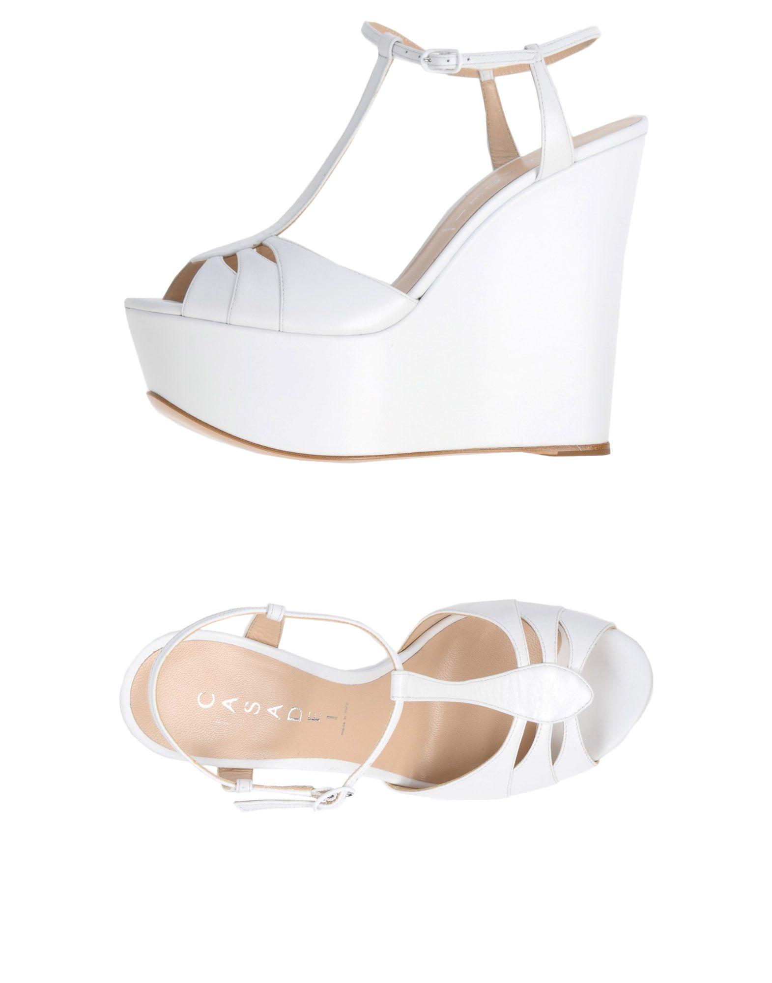 Casadei Sandalen Damen  11424827JQGünstige gut aussehende Schuhe