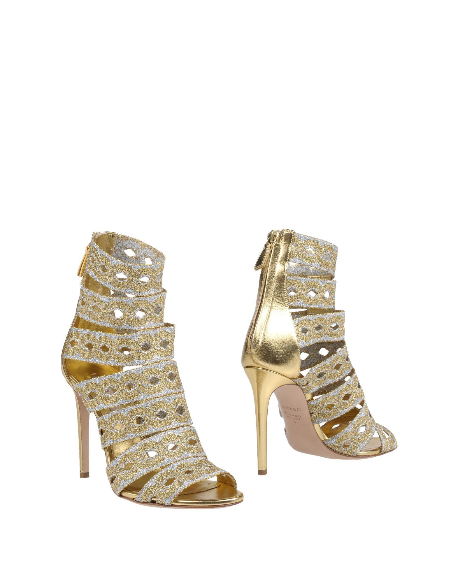 Haltbare Mode billige Schuhe Casadei Stiefelette Damen  11424851NE Heiße Schuhe