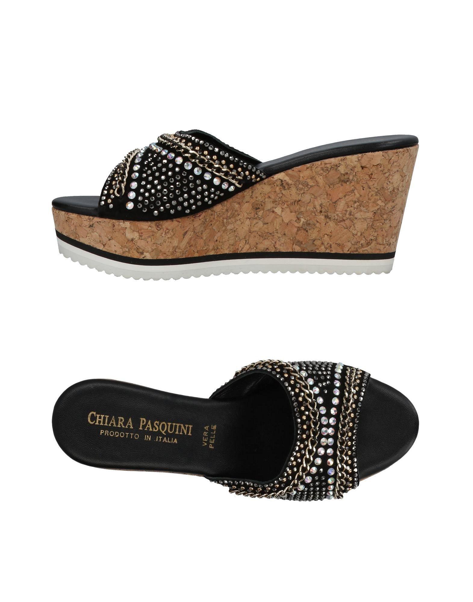 Stilvolle billige Schuhe Chiara Pasquini Sandalen Damen  11424873KA