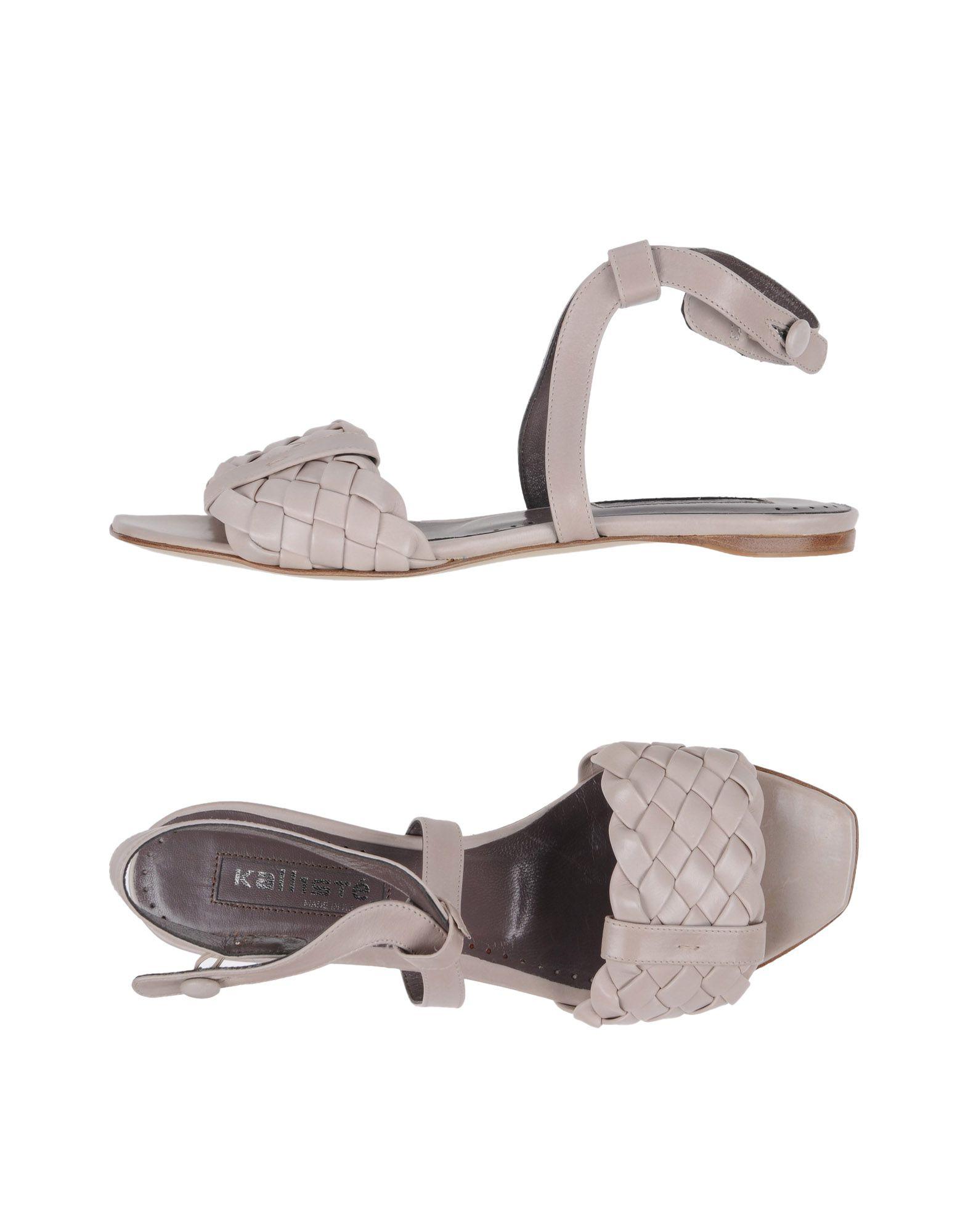 Kallistè Sandalen Damen  11424907PK Gute Qualität beliebte Schuhe