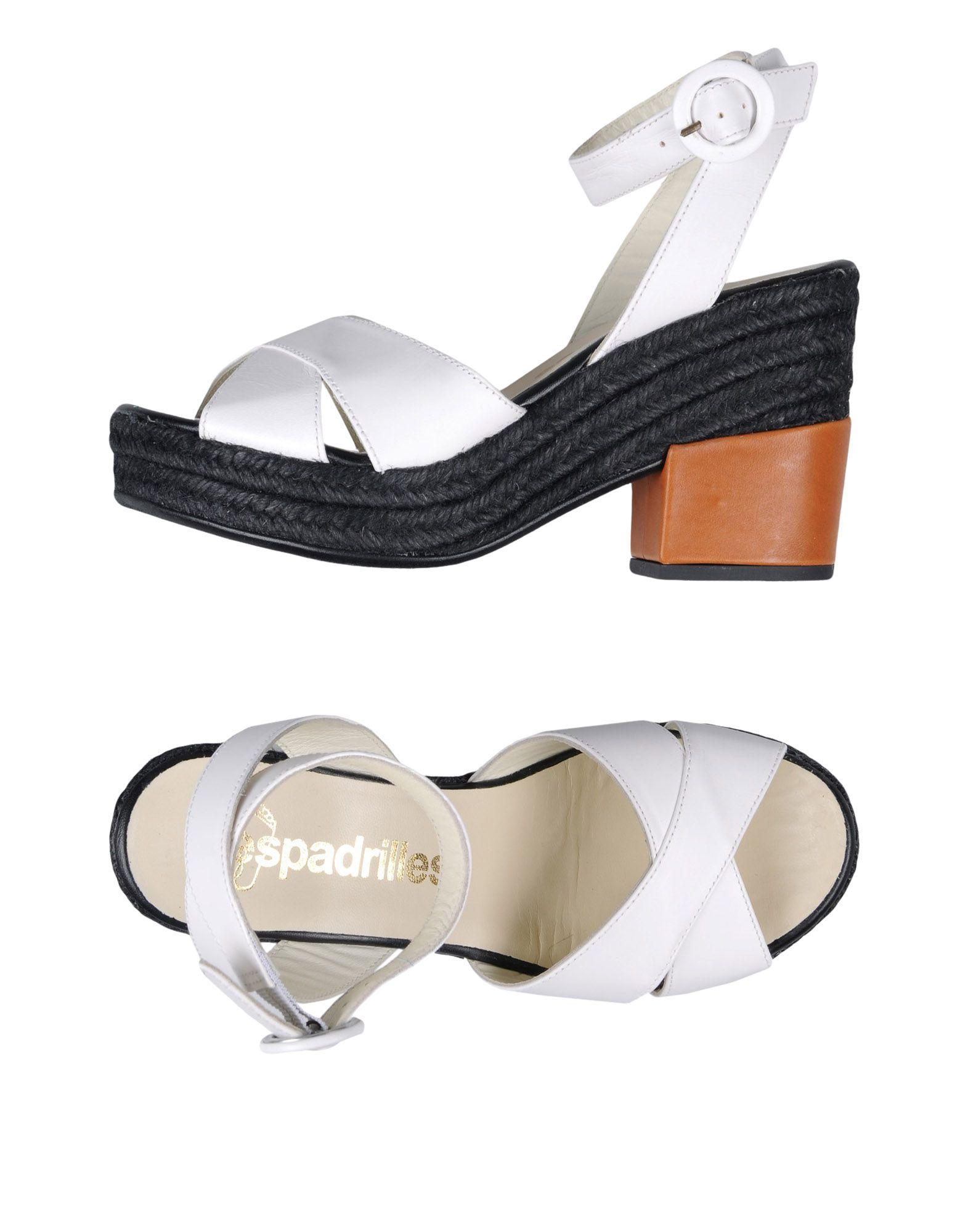 Espadrilles Sandalen Damen  11424930UT Gute Qualität beliebte Schuhe Schuhe Schuhe 192b13
