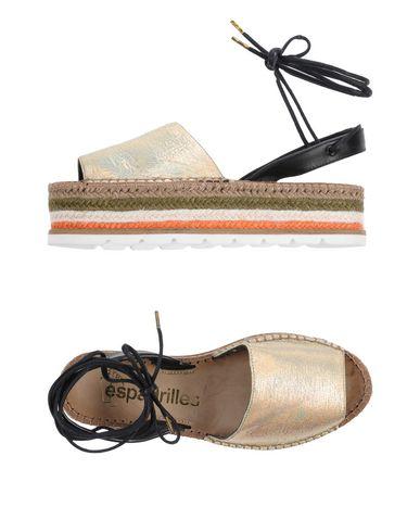 Sandal Espadrilles uttak 2015 fasjonable billig pris outlet nettbutikk kjøpe billig footaction utløp mange typer reoi7zRPLb
