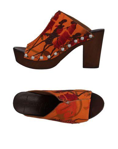Chaussures - Mules Henry Béguelin Mv1ao