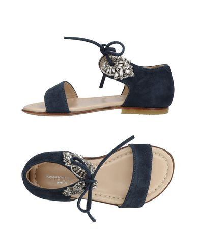 ERMANNO SCERVINO JUNIOR Sandals in Dark Blue